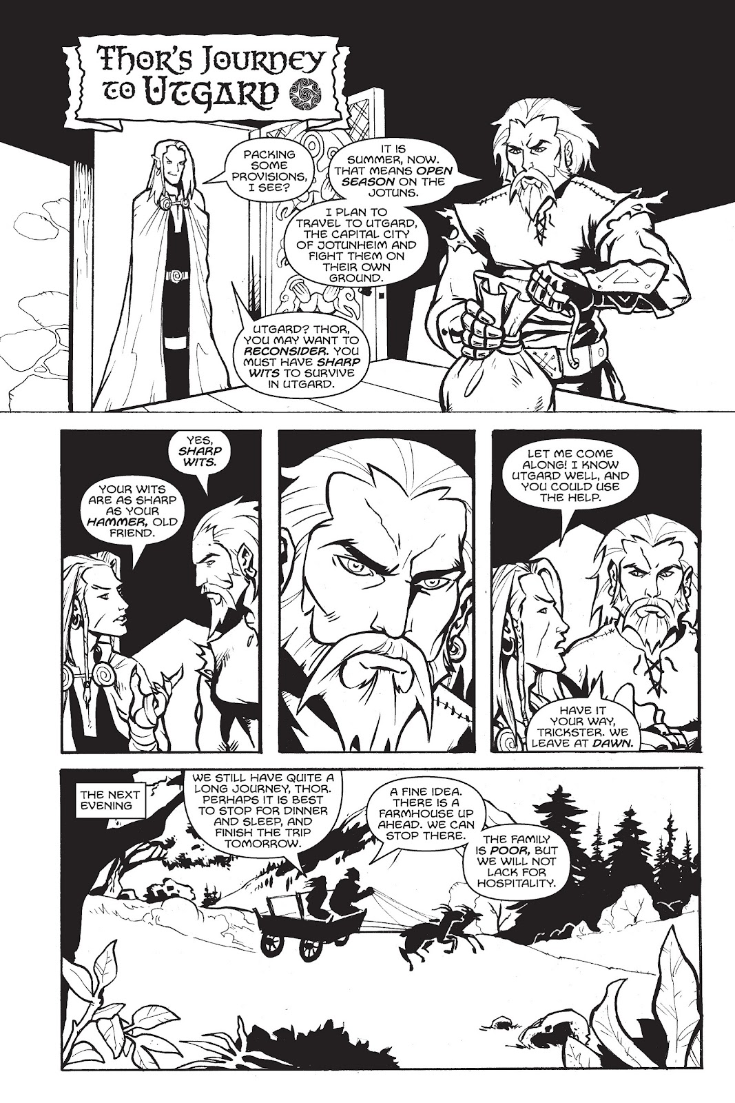 Read online Gods of Asgard comic -  Issue # TPB (Part 1) - 80