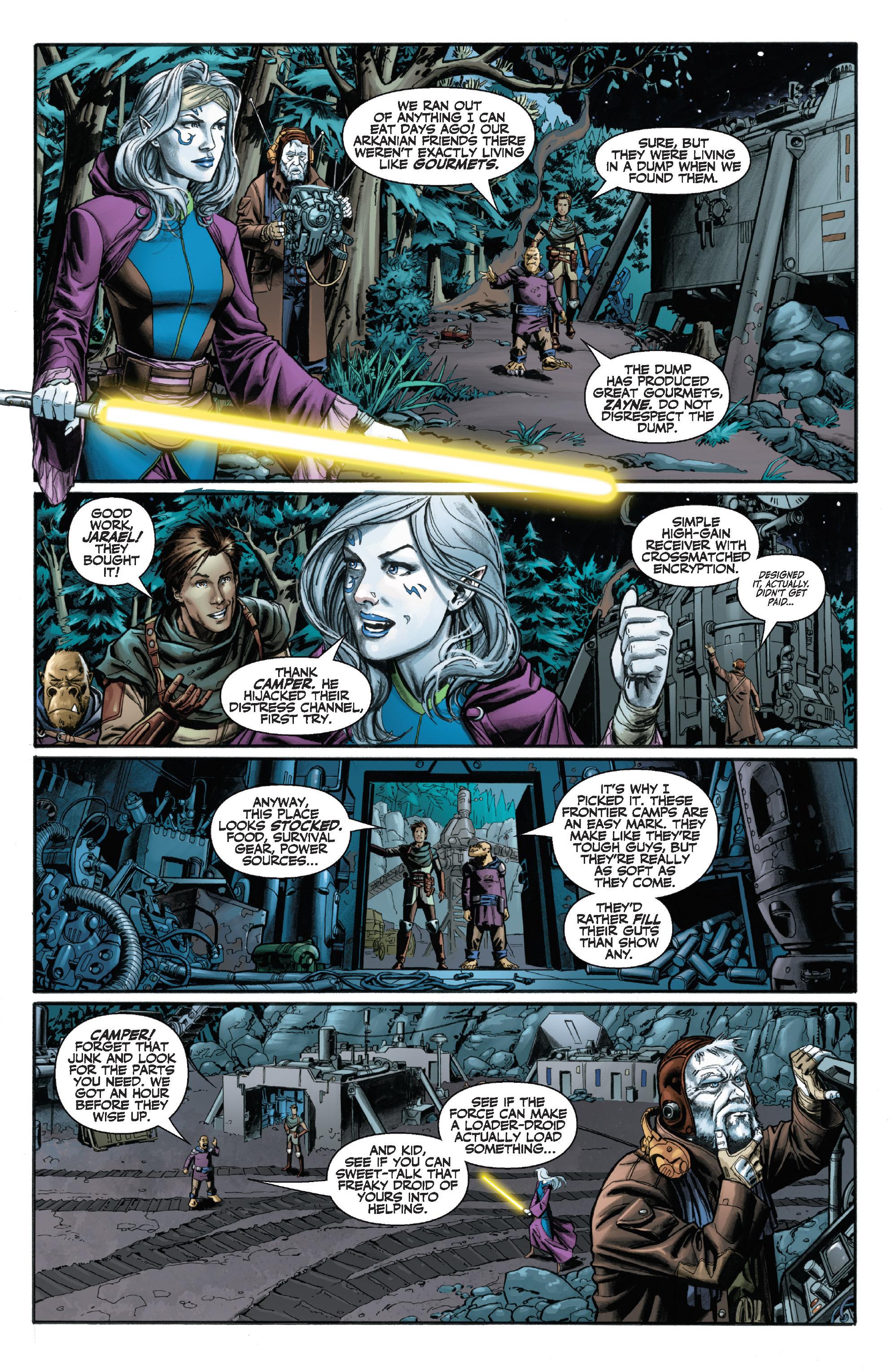 Read online Star Wars Omnibus comic -  Issue # Vol. 29 - 149