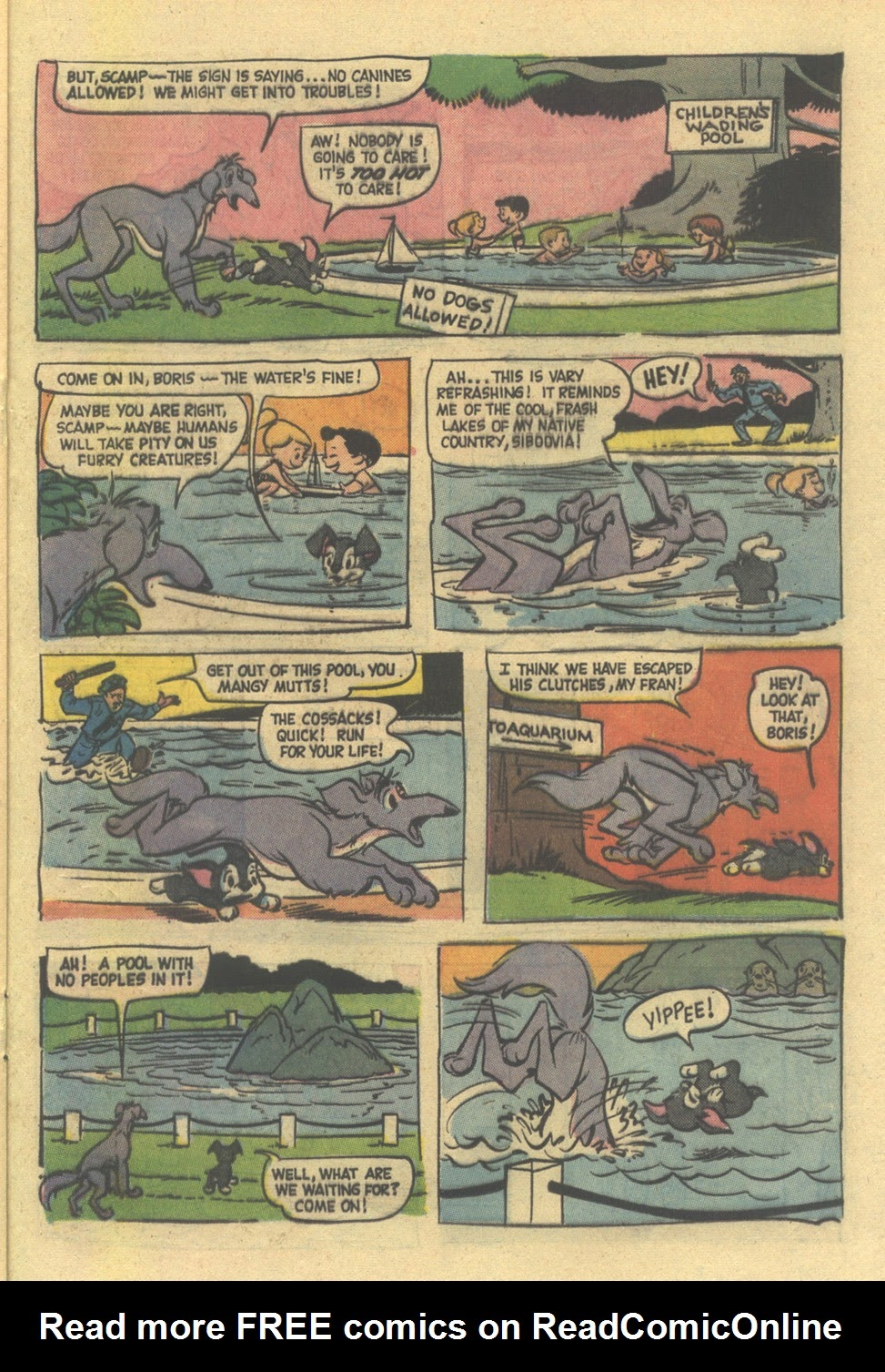 Scamp (1967) issue 13 - Page 21