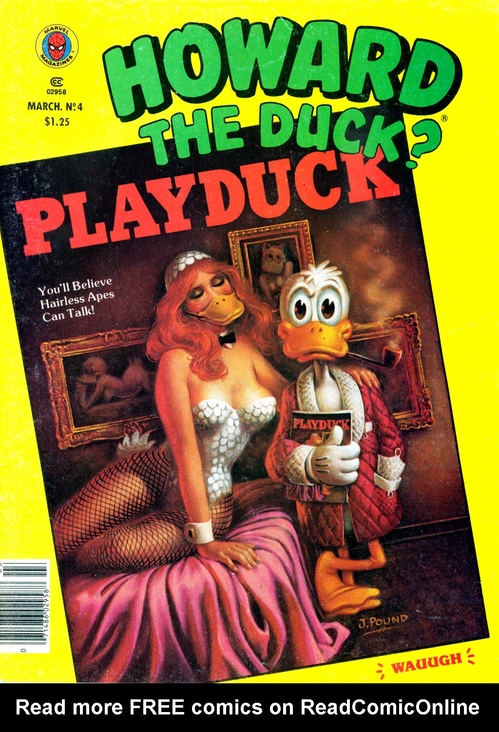 Howard the Duck (1979) 4 Page 1