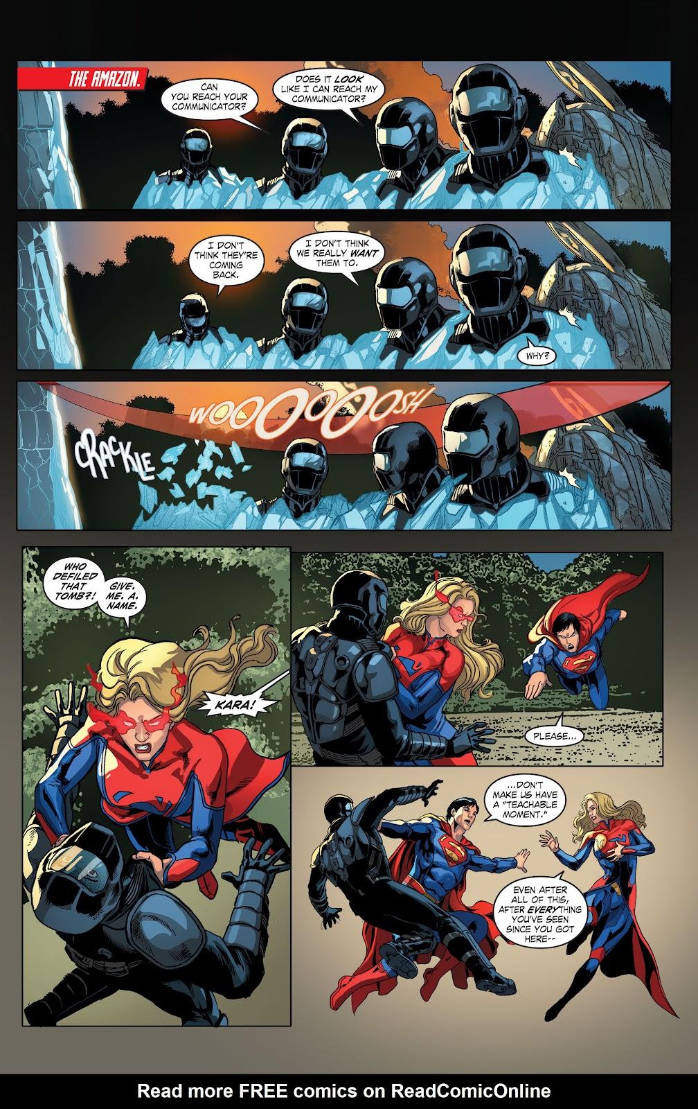 Read online Smallville Season 11 [II] comic -  Issue # TPB 4 - 76