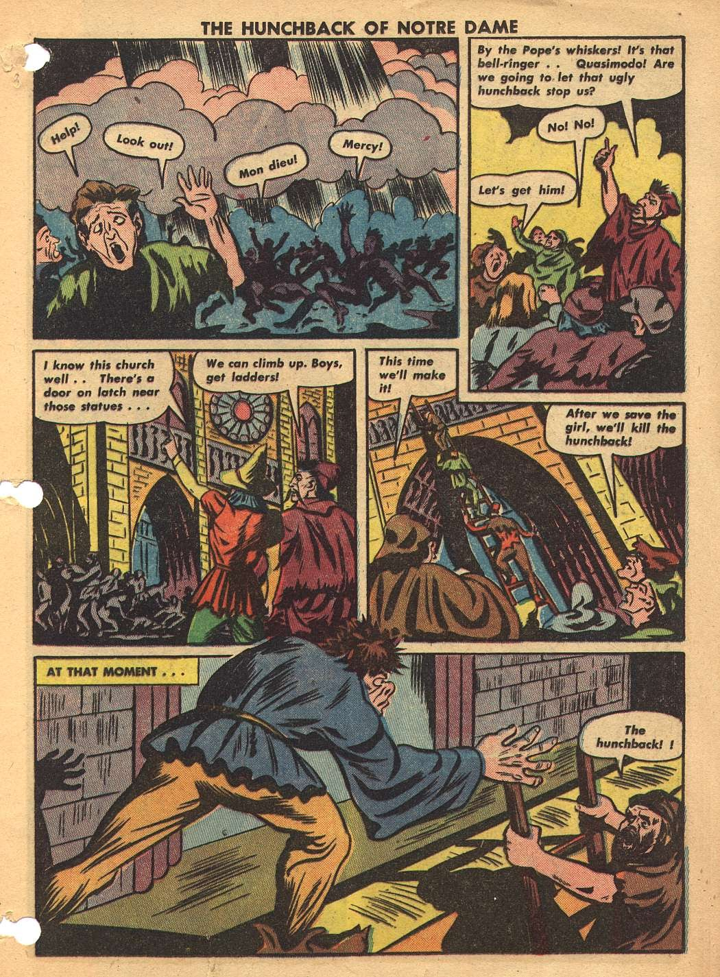 Classics Illustrated issue 18 - Page 48