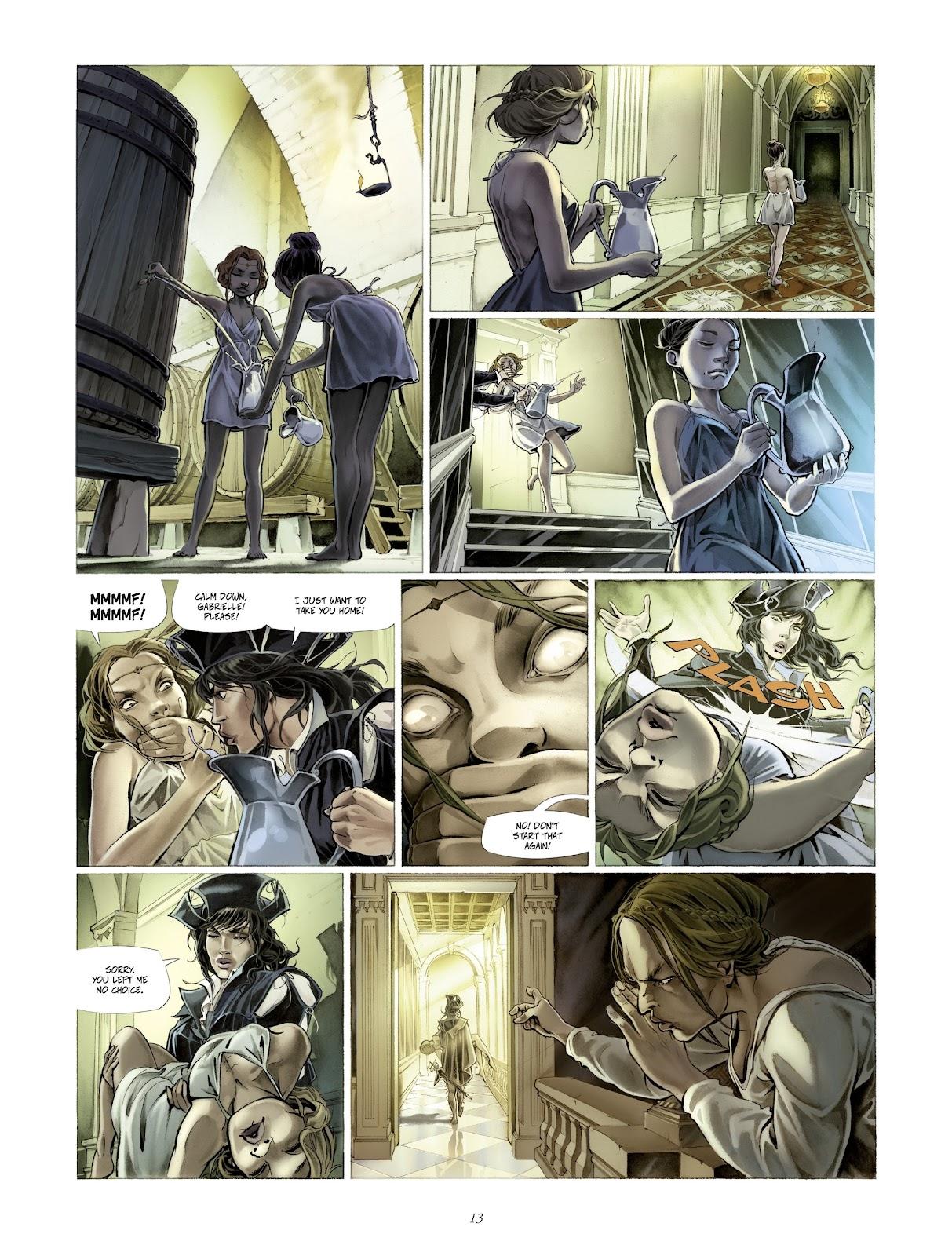 Read online Arthus Trivium comic -  Issue #4 - 15