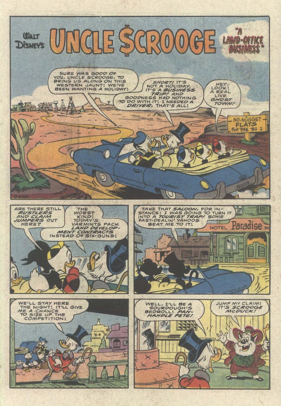 Read online Uncle Scrooge (1953) comic -  Issue #232 - 23