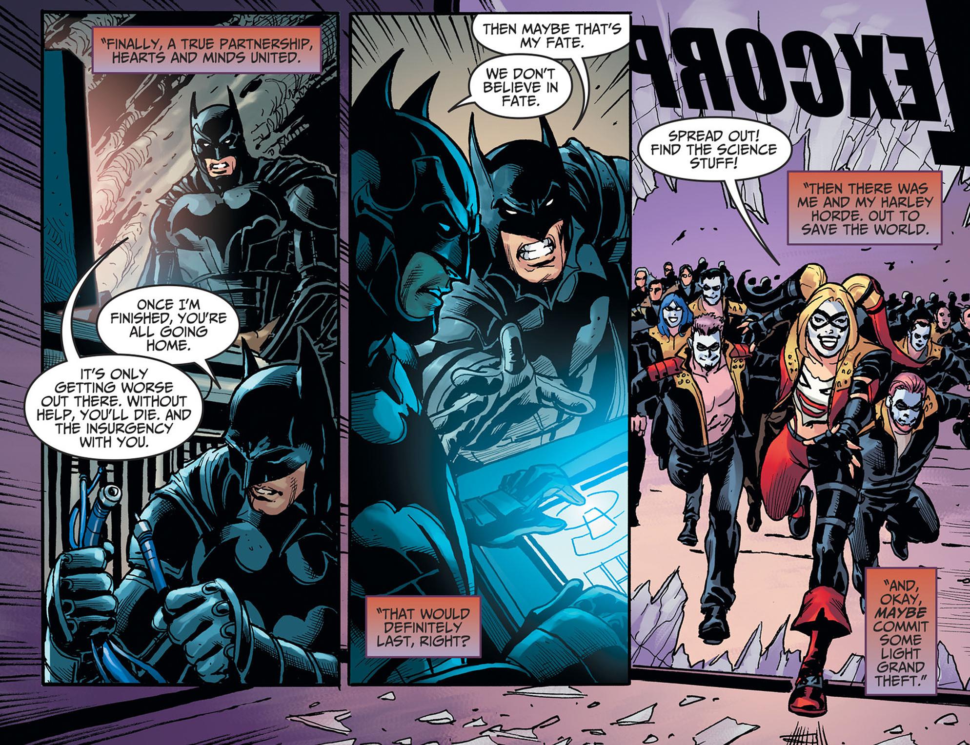 Read online Injustice: Ground Zero comic -  Issue #22 - 5
