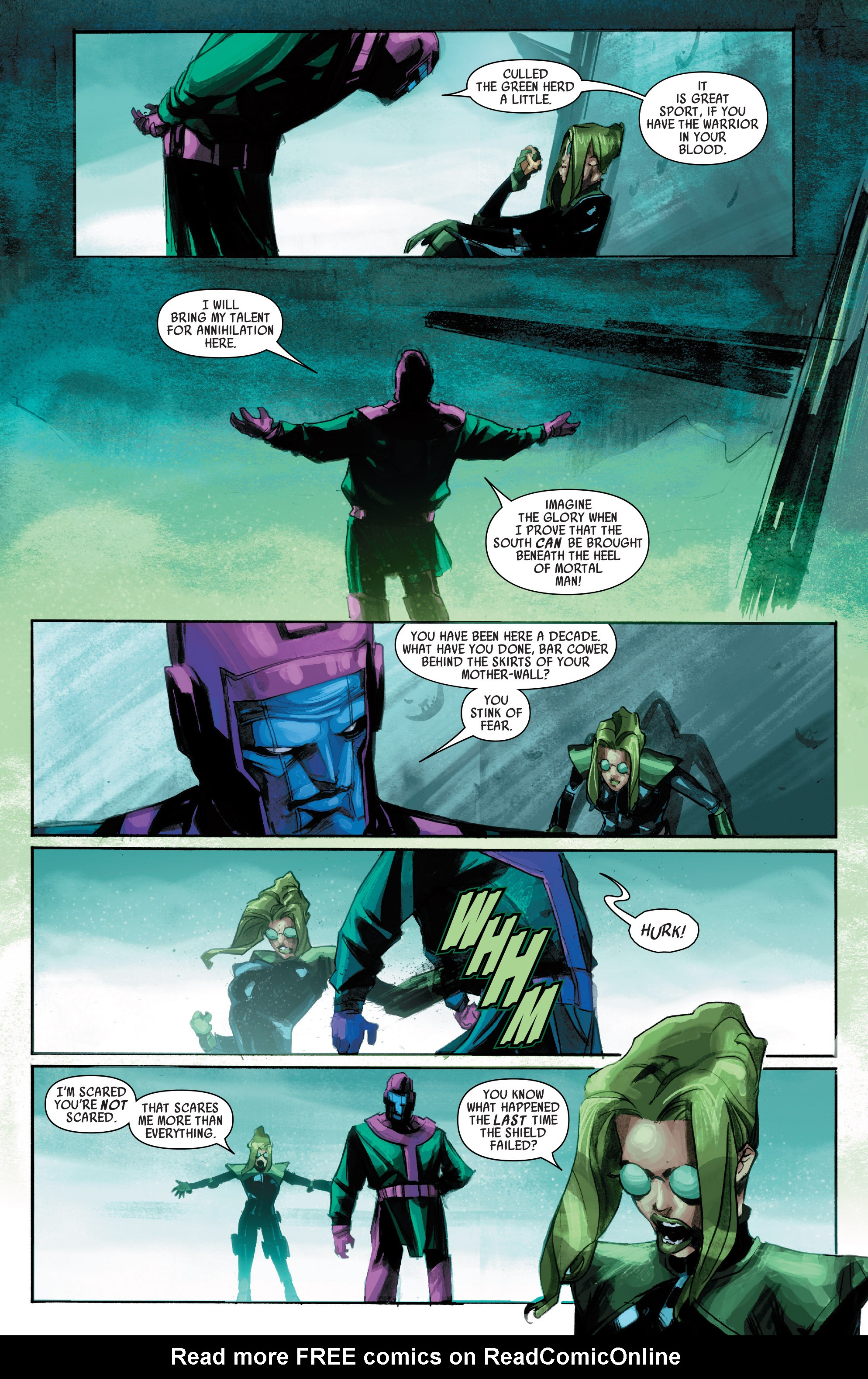 Read online Siege (2015) comic -  Issue #1 - 15