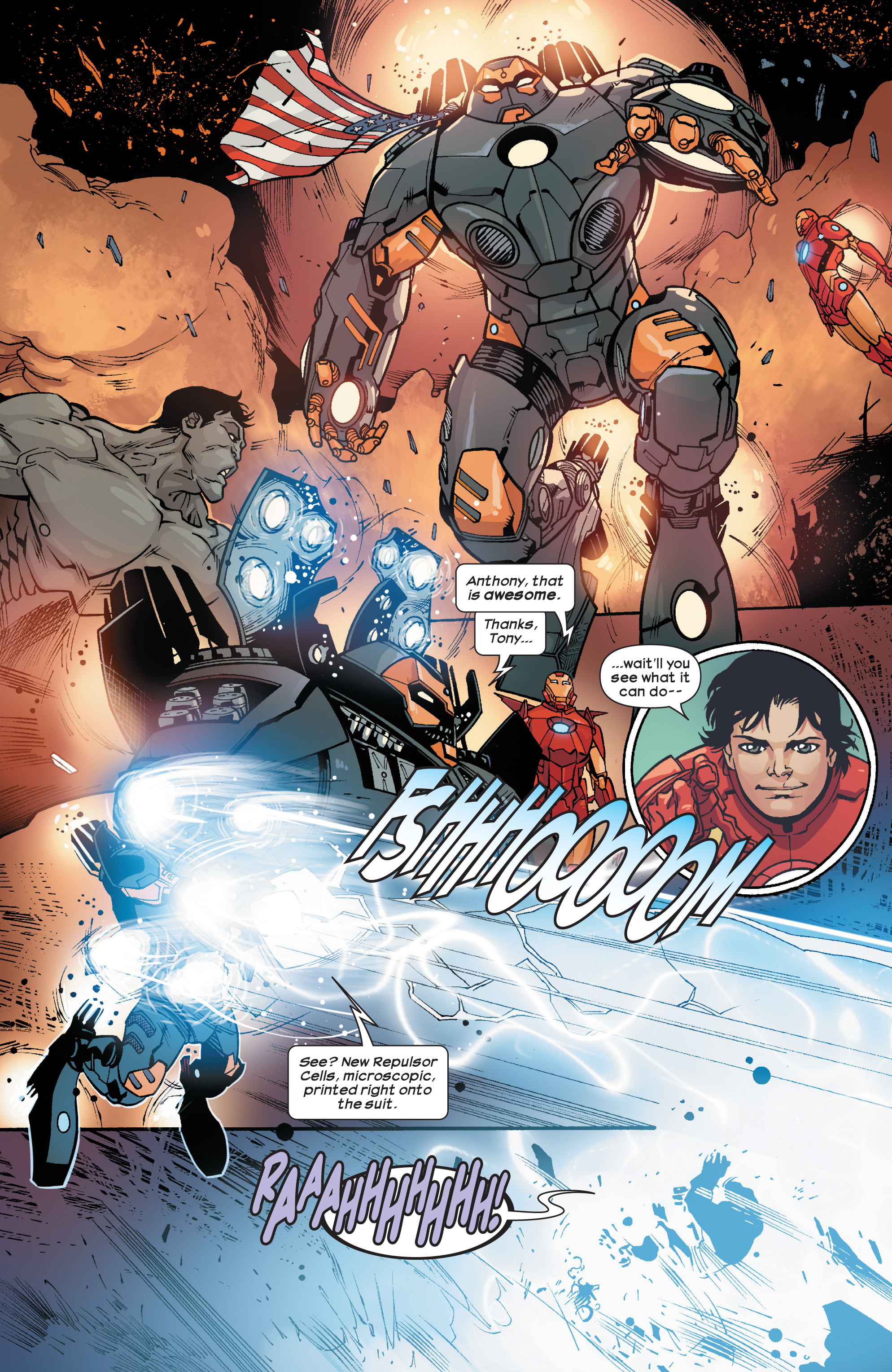Read online Ultimate Comics Ultimates comic -  Issue #25 - 11