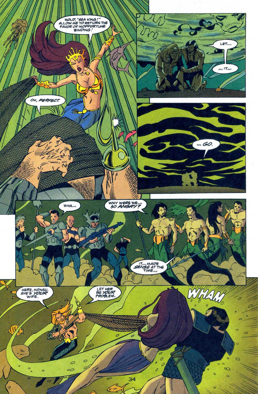 Read online Aquaman (1994) comic -  Issue #Aquaman (1994) _Annual 4 - 34