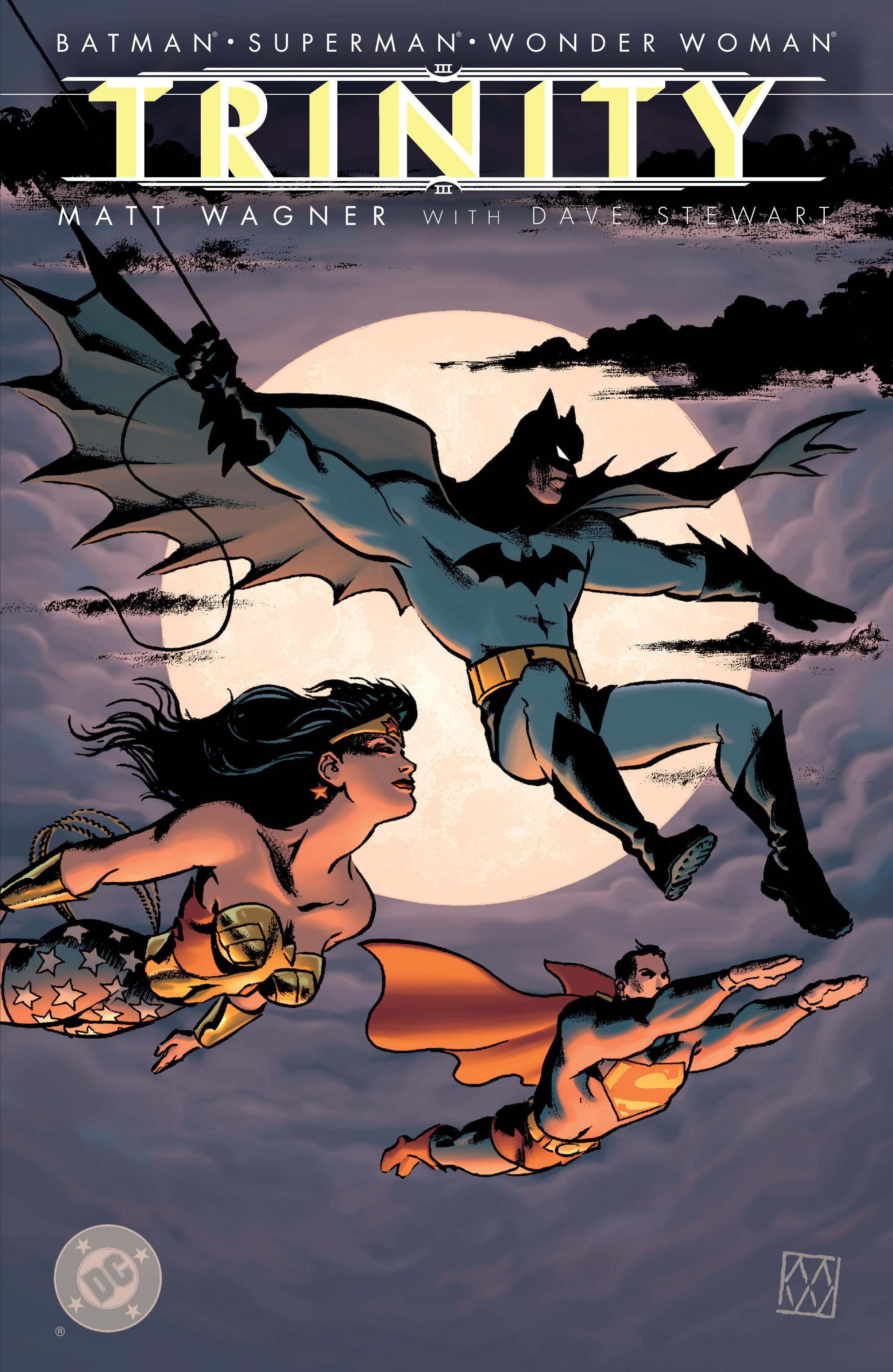 Batman/Superman/Wonder Woman: Trinity 2 Page 1