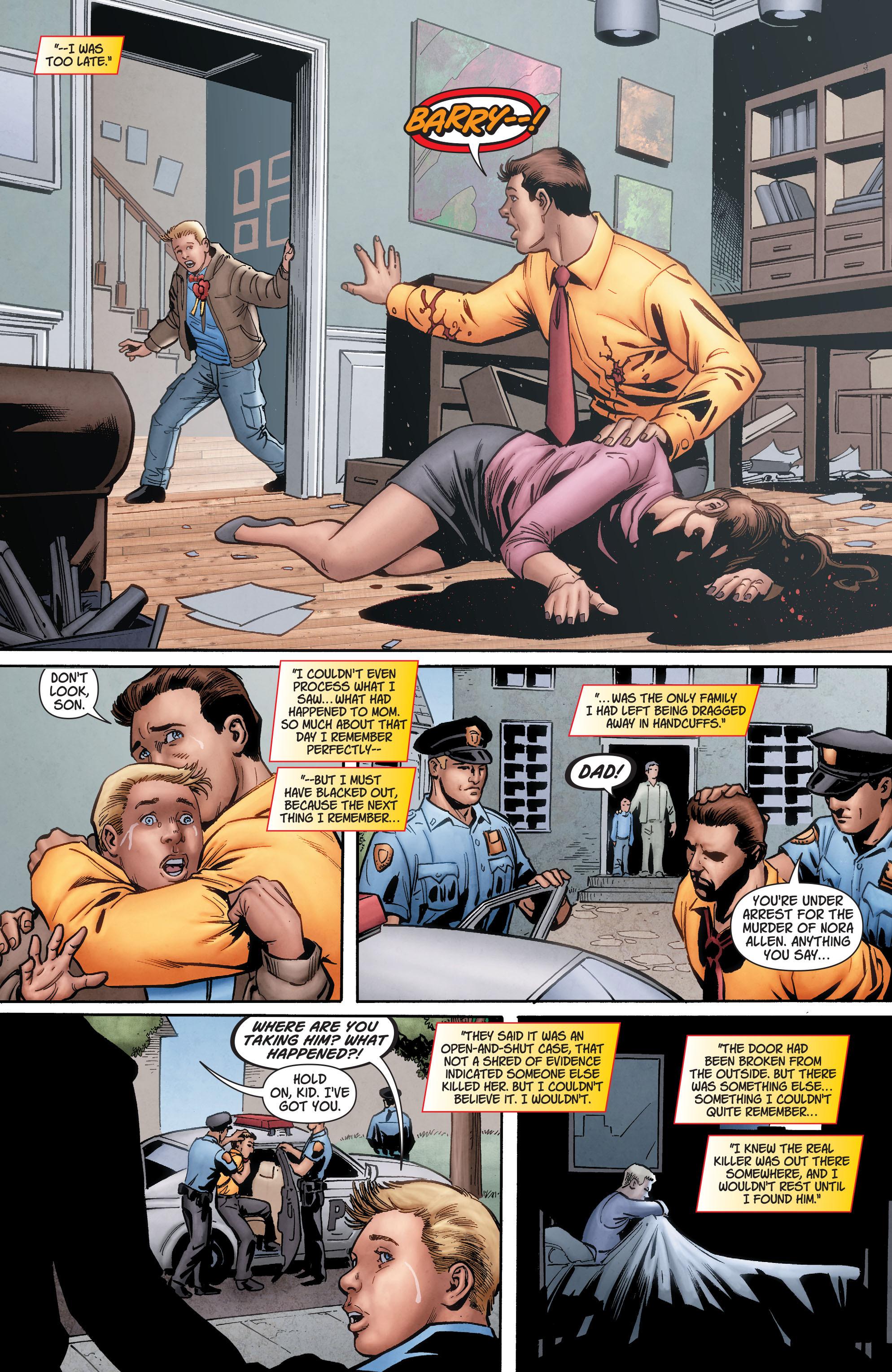 Read online Secret Origins (2014) comic -  Issue #7 - 4