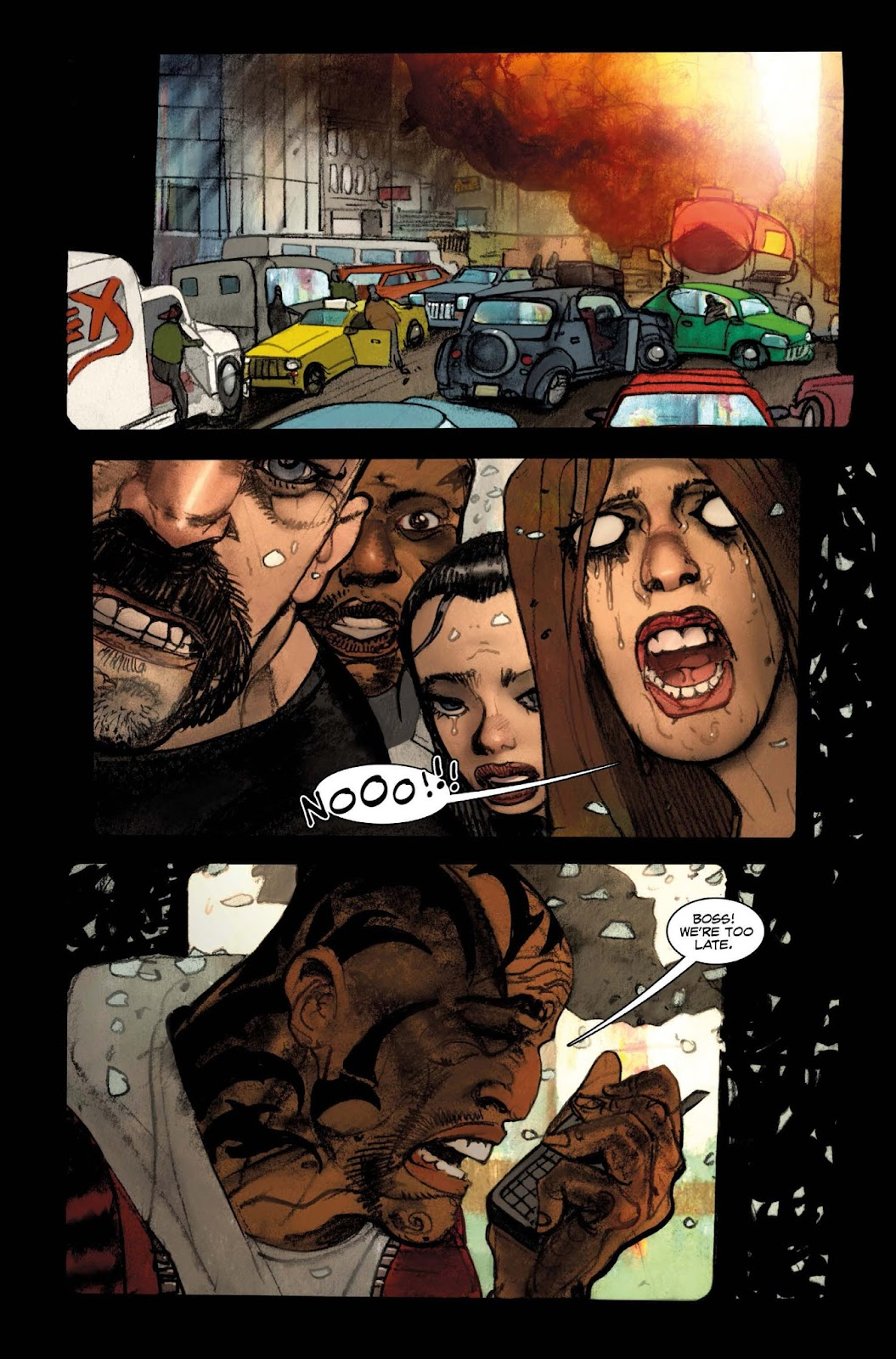 13 Coins issue TPB - Page 122