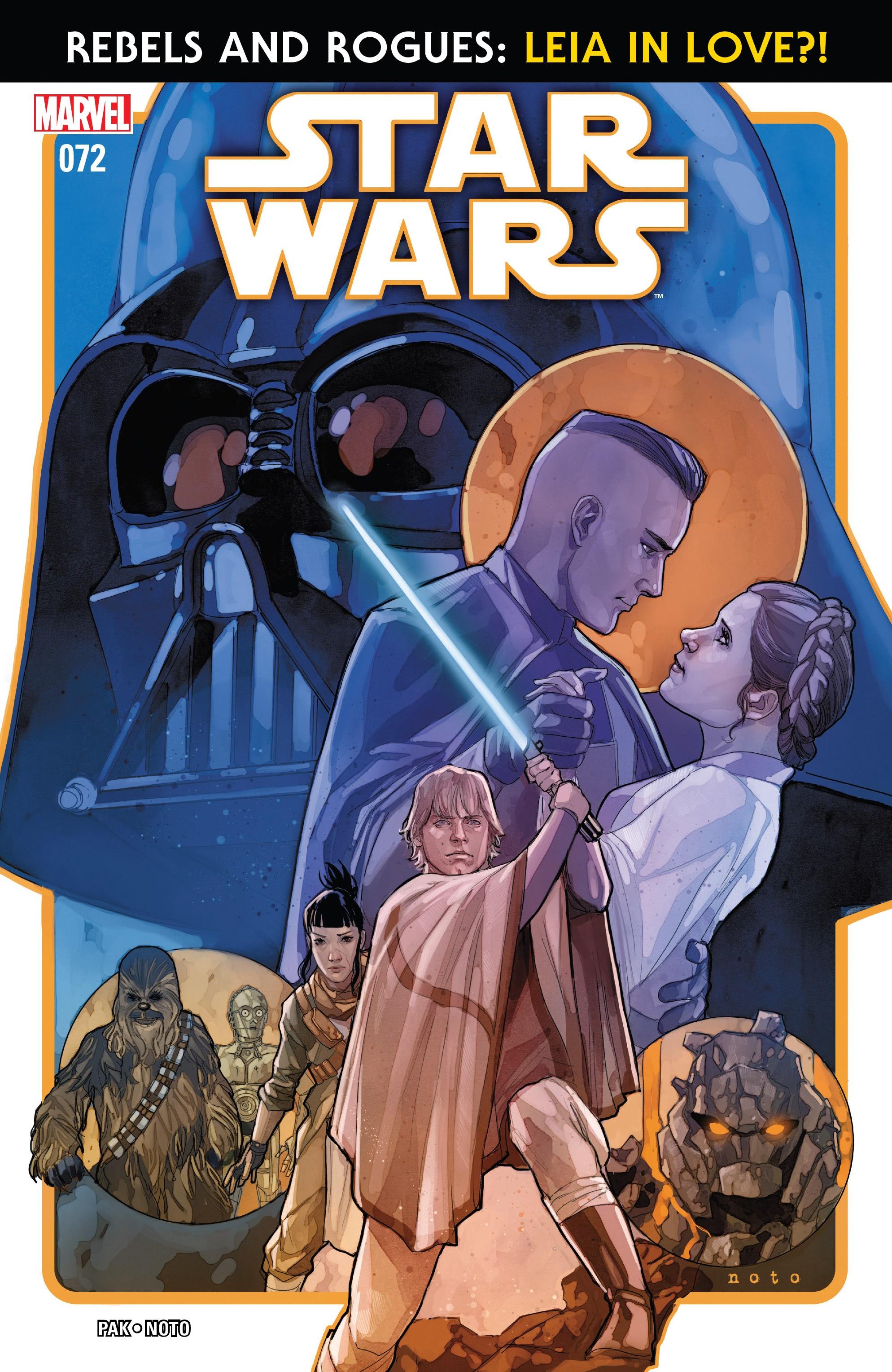 Star Wars (2015) 72 Page 1
