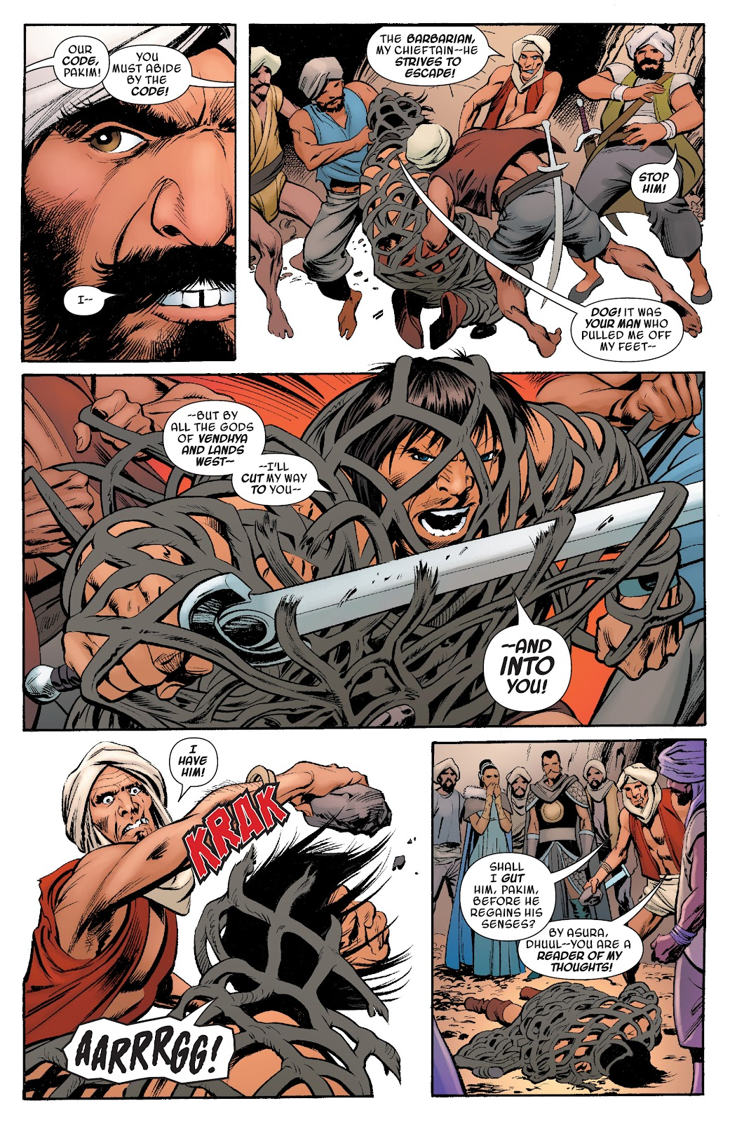 Read online Savage Sword of Conan comic -  Issue #10 - 20