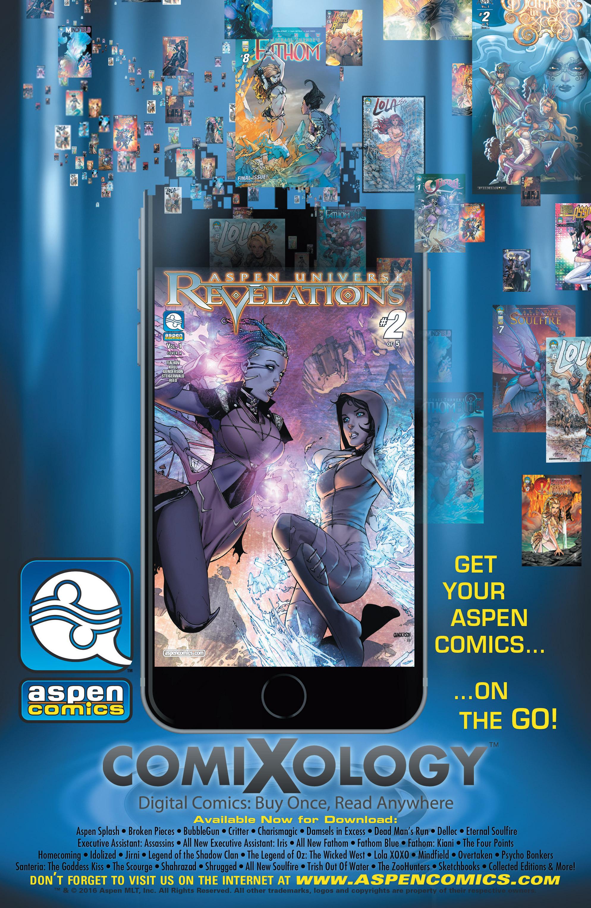 Read online Aspen Universe: Revelations comic -  Issue #2 - 28