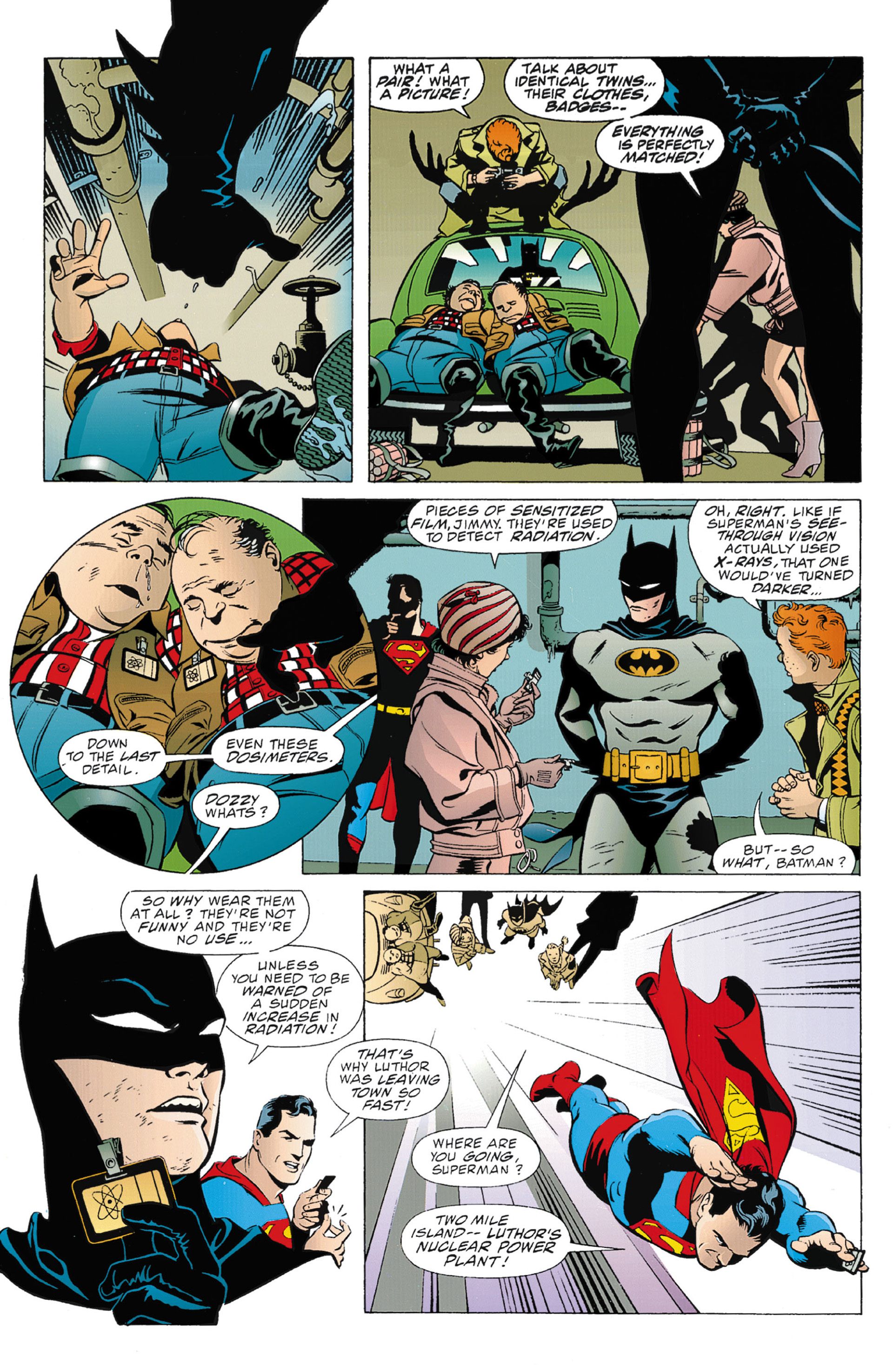 Read online World's Finest (1990) comic -  Issue #3 - 30