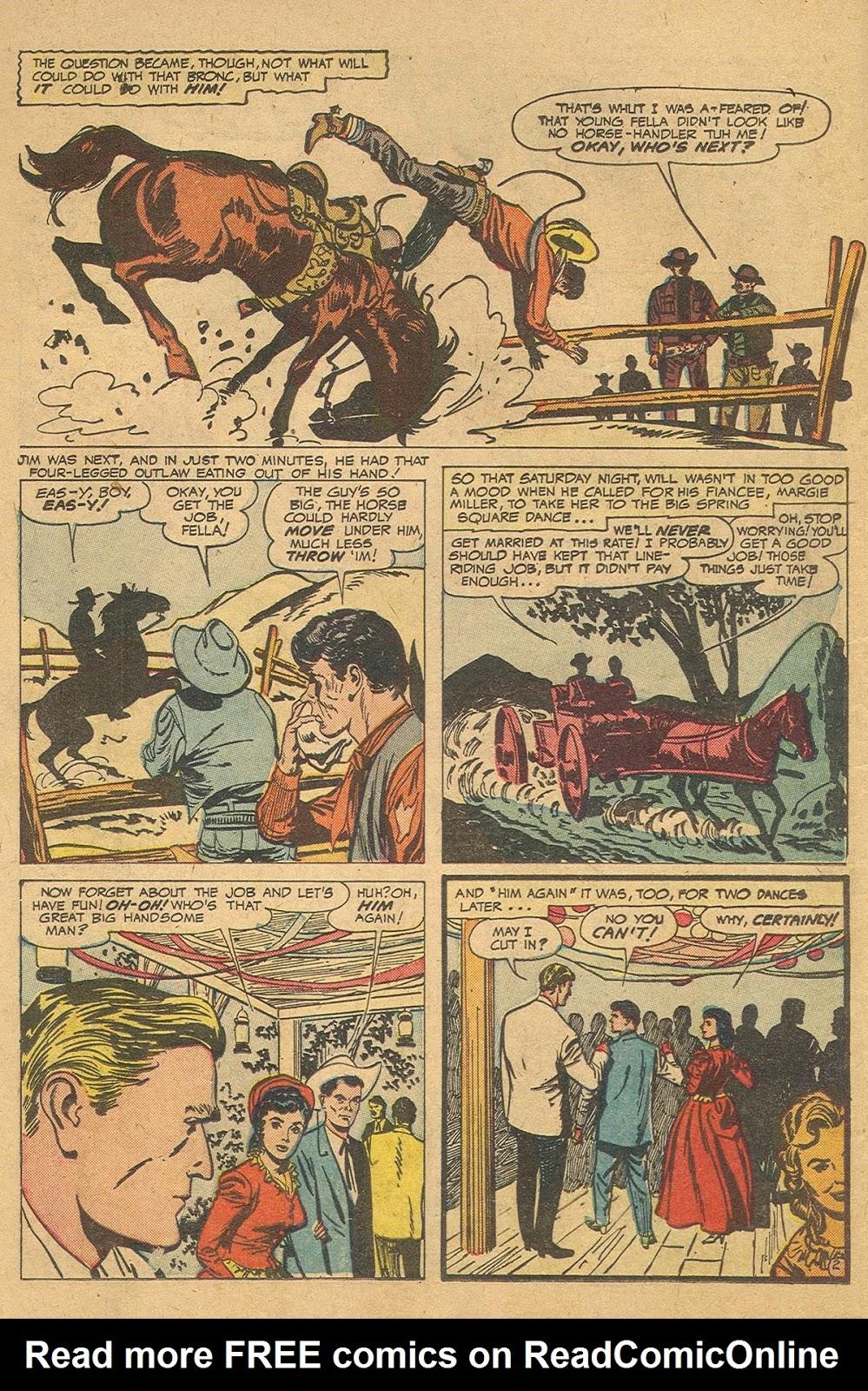 Gunsmoke Western issue 44 - Page 14