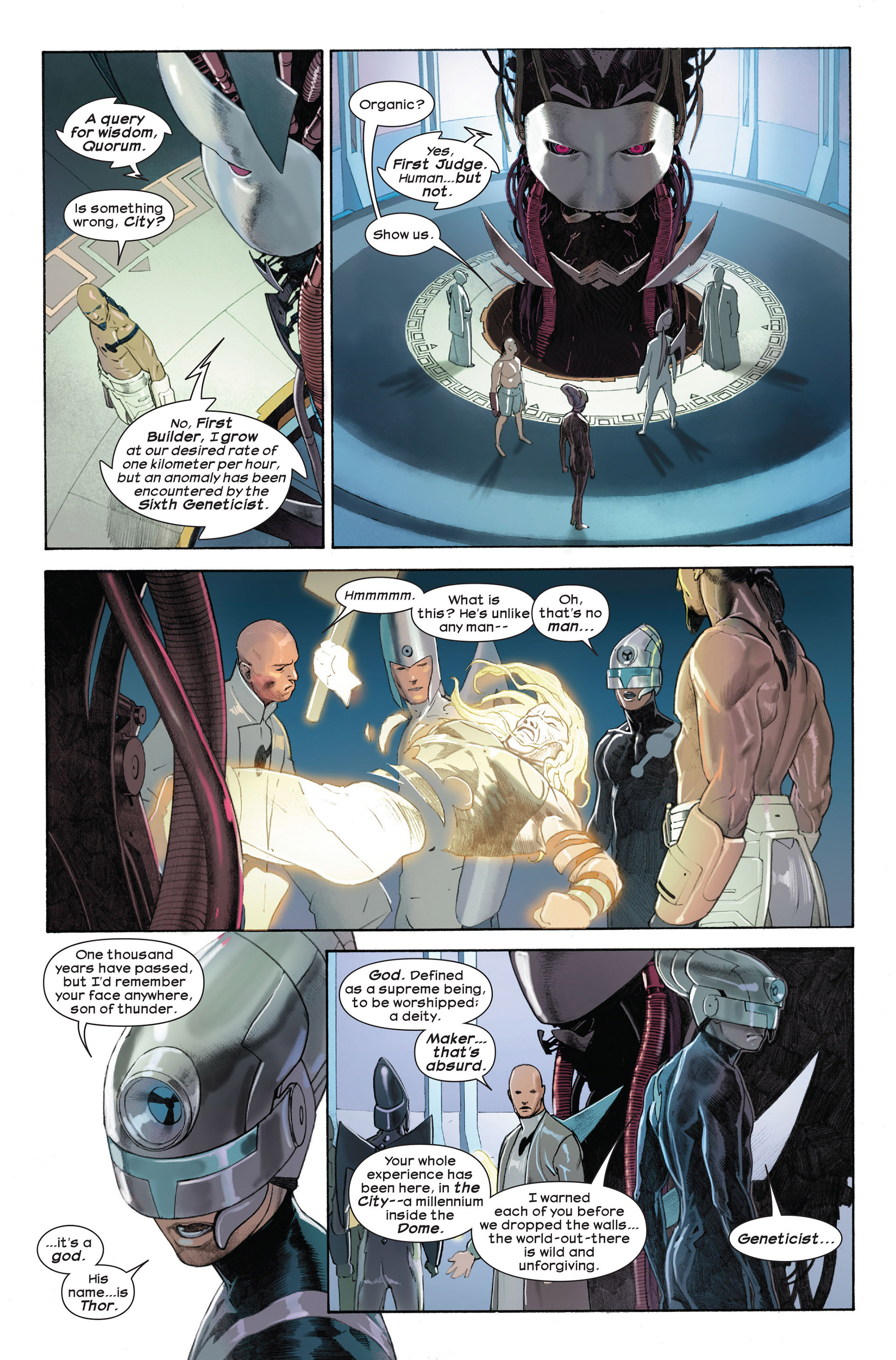 Read online Ultimate Comics Ultimates comic -  Issue #2 - 16