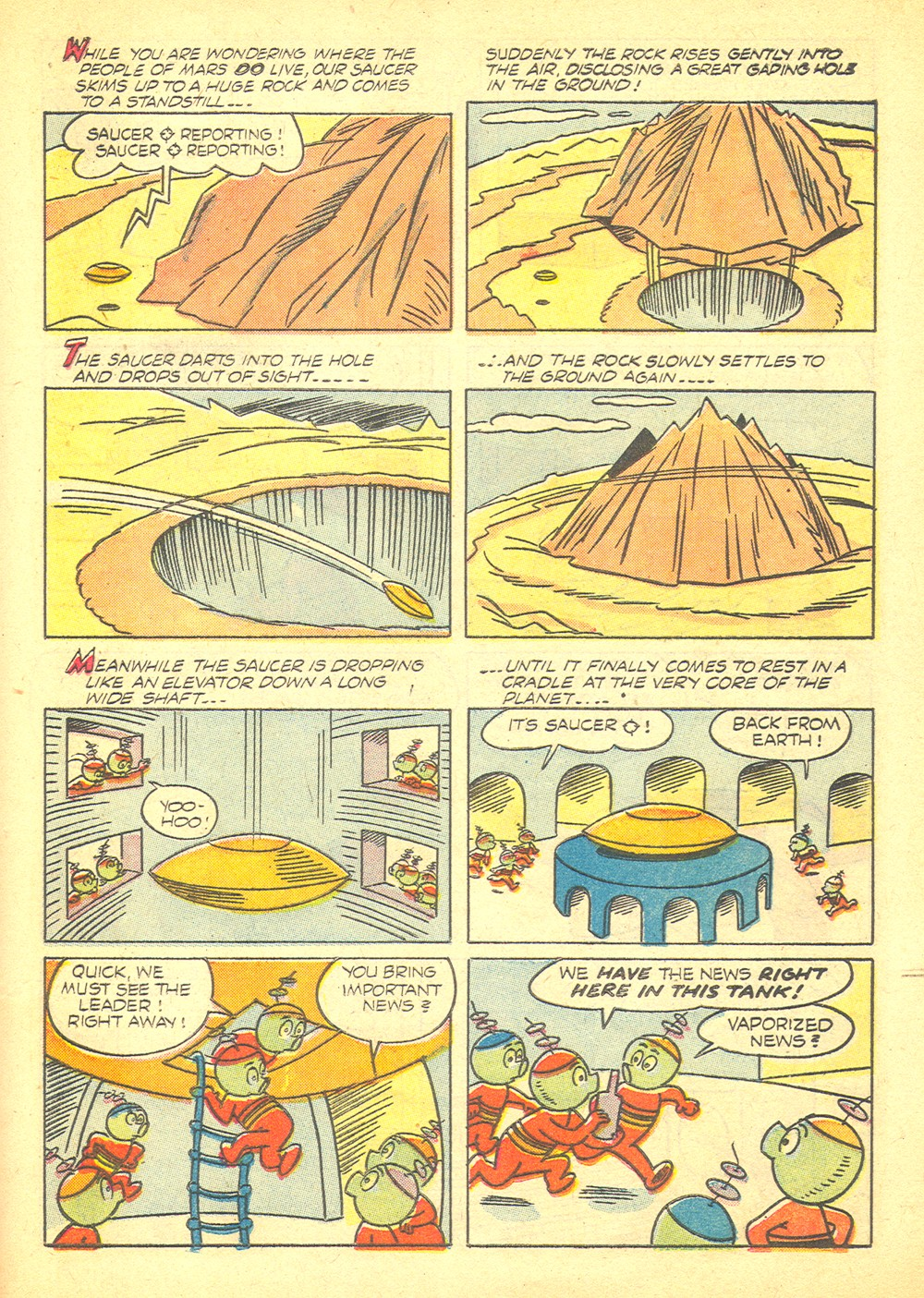 Four Color Comics issue 461 - Page 19