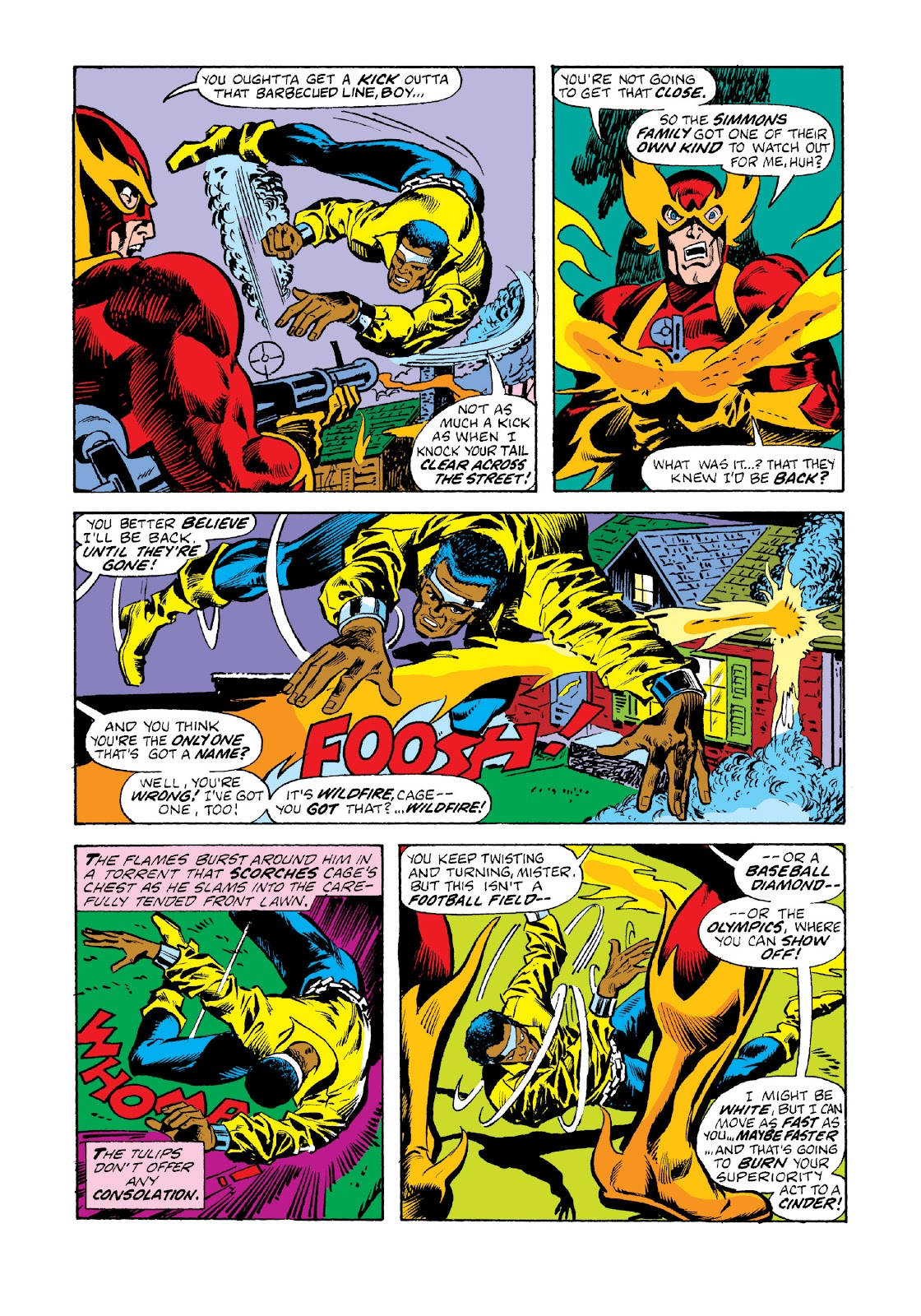 Read online Marvel Masterworks: Luke Cage, Power Man comic -  Issue # TPB 3 (Part 1) - 11