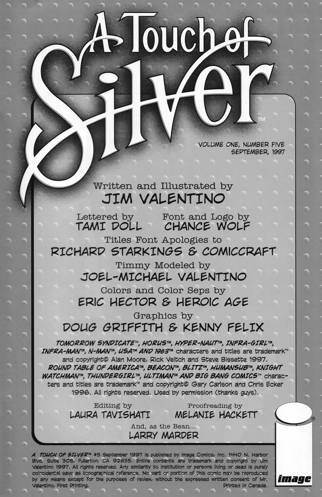 Read online A Touch of Silver comic -  Issue #5 - 23