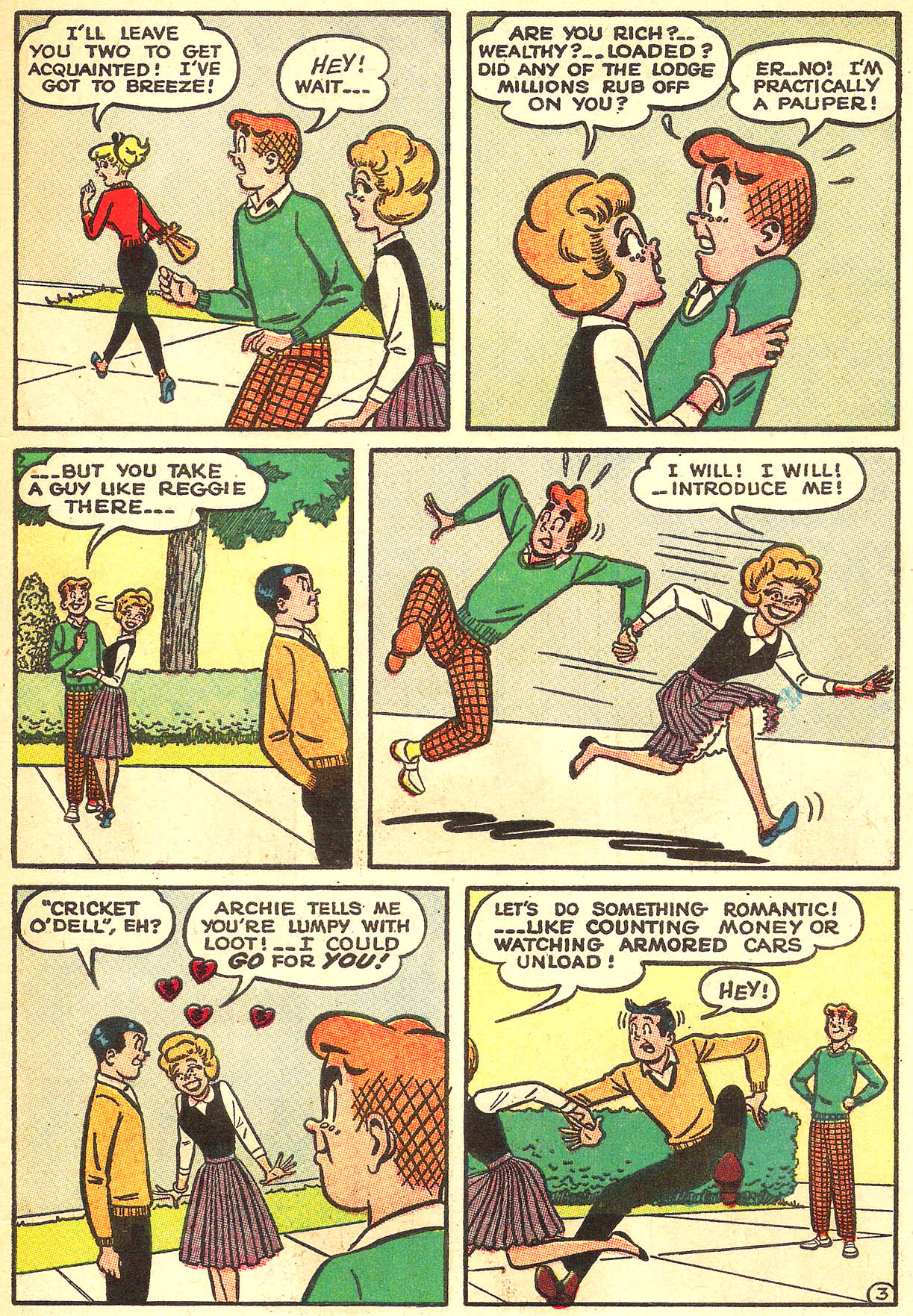 Read online Archie (1960) comic -  Issue #133 - 15