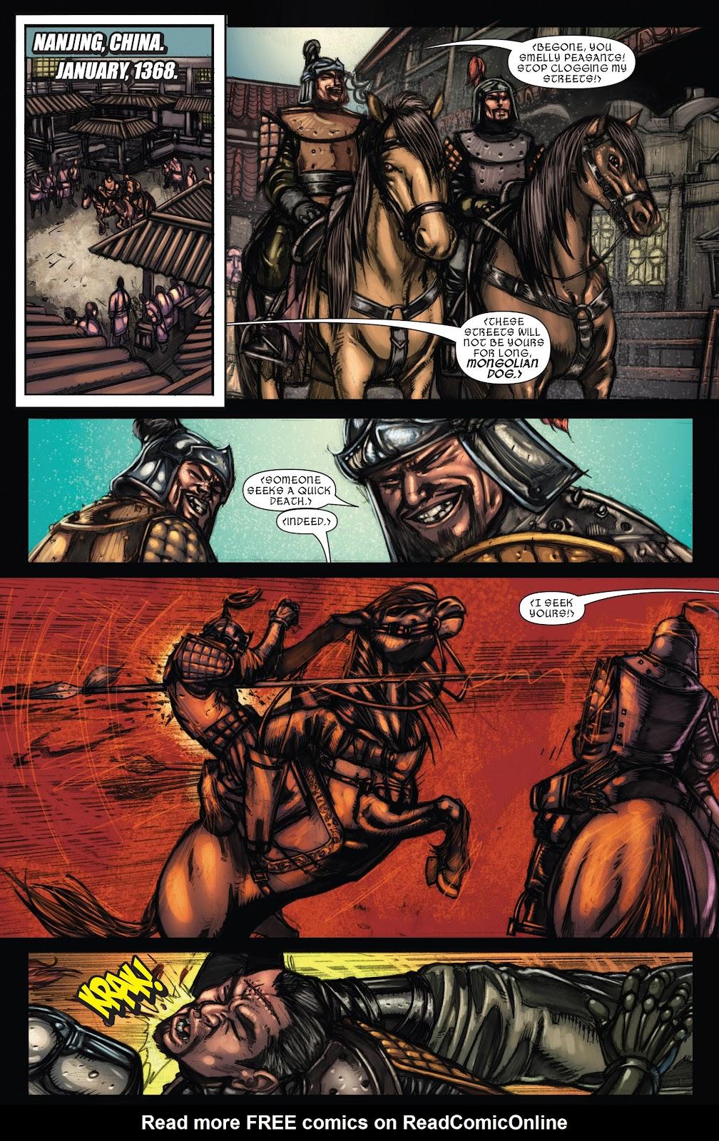 Read online Secret Invasion: Rise of the Skrulls comic -  Issue # TPB (Part 5) - 14