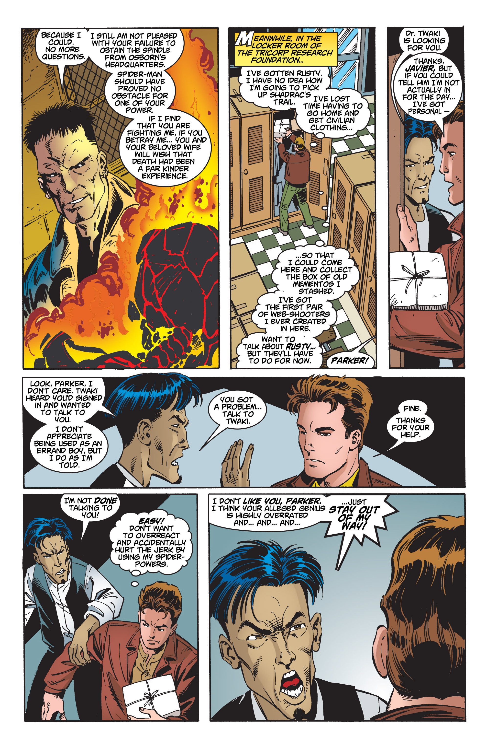 The Amazing Spider-Man (1999) 3 Page 6