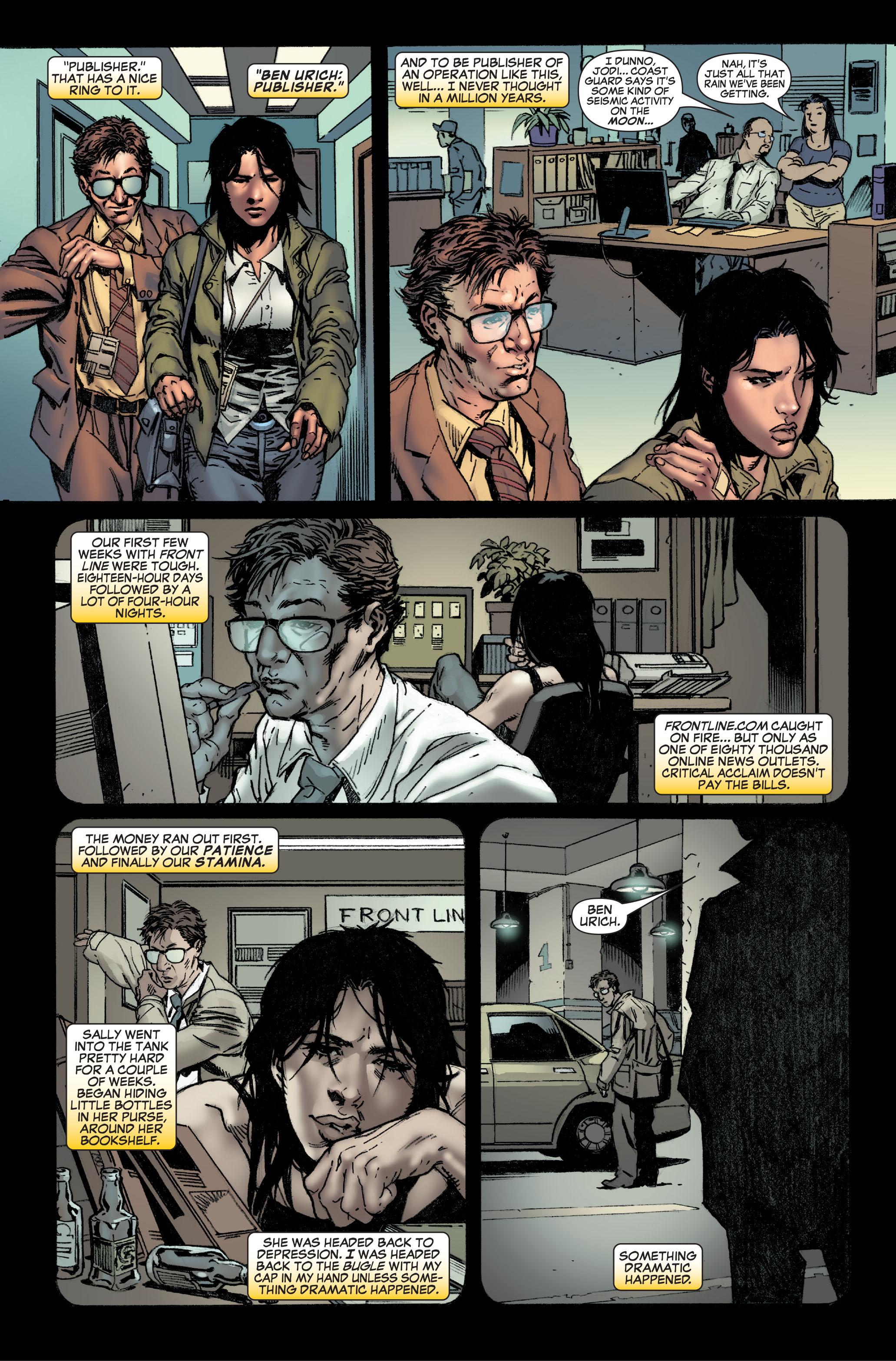 Read online World War Hulk: Front Line comic -  Issue #1 - 4