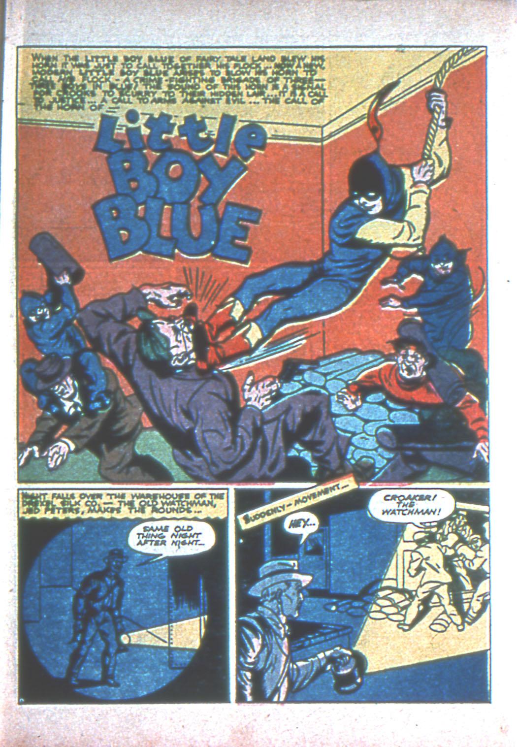 Read online Sensation (Mystery) Comics comic -  Issue #3 - 49