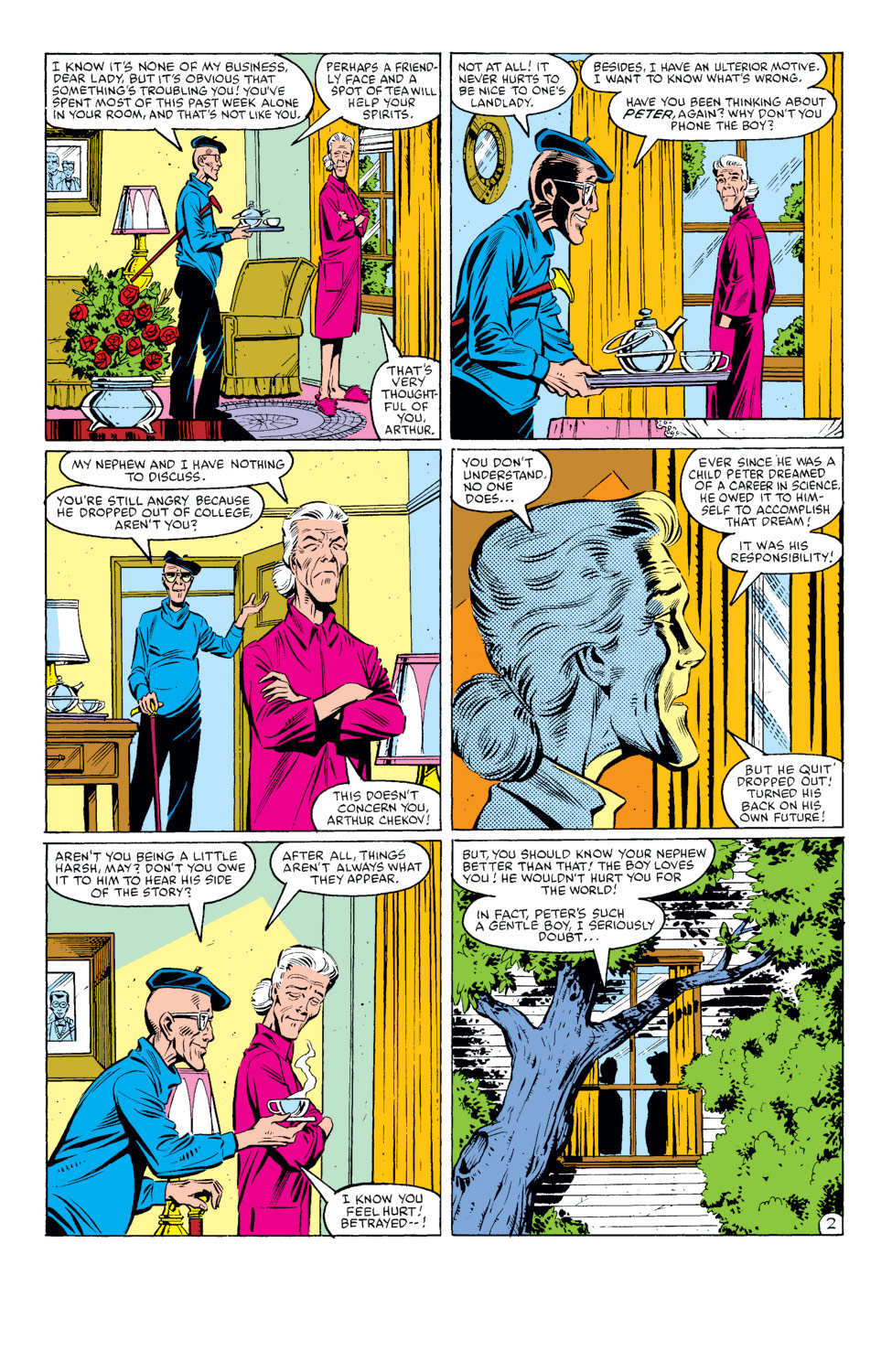 The Amazing Spider-Man (1963) 260 Page 2