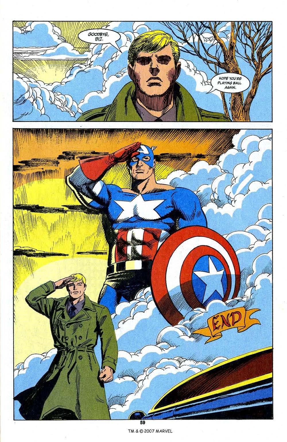 Read online Captain America (1968) comic -  Issue # _Annual 13 - 61