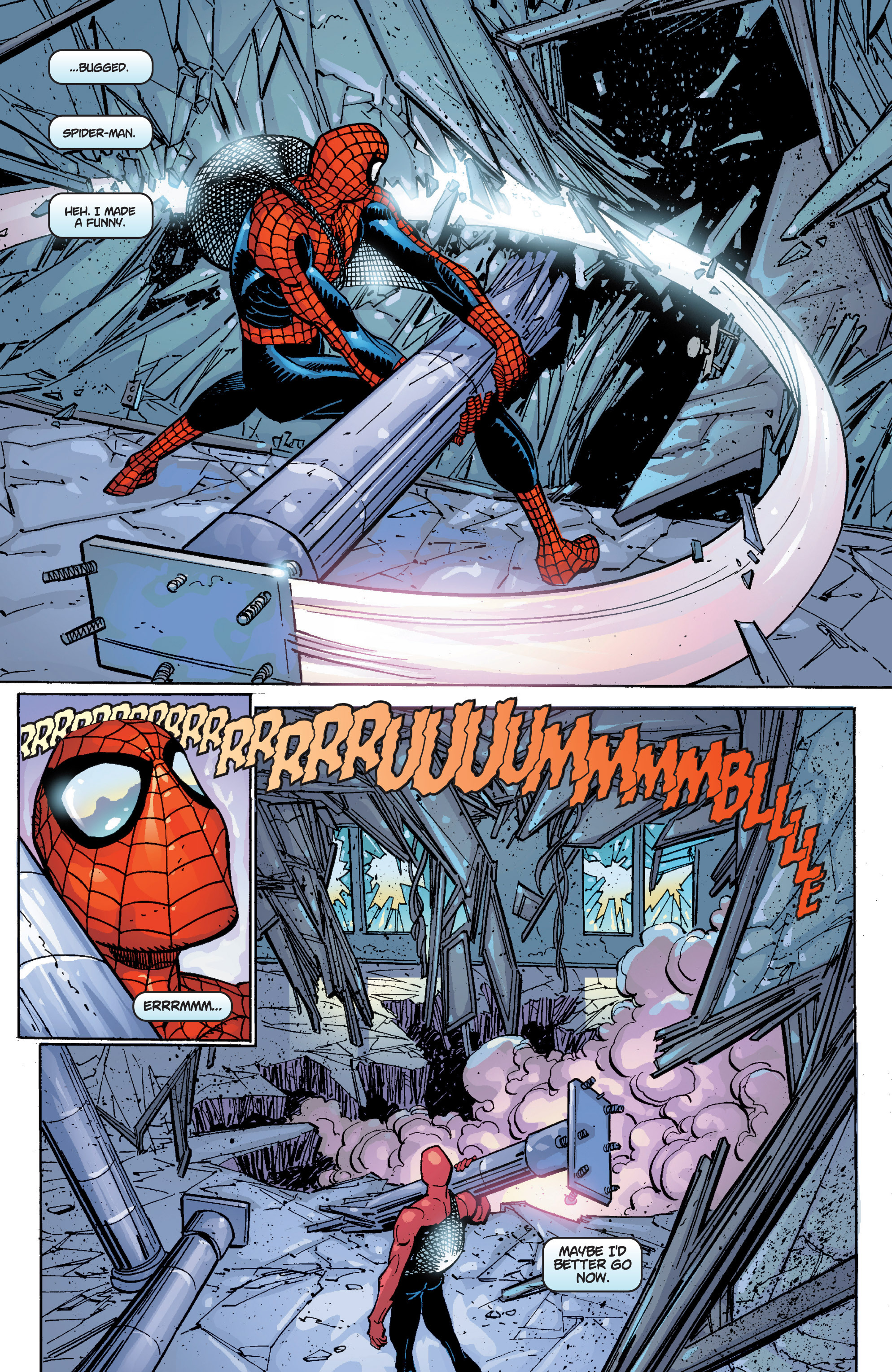 The Amazing Spider-Man (1999) 30 Page 6