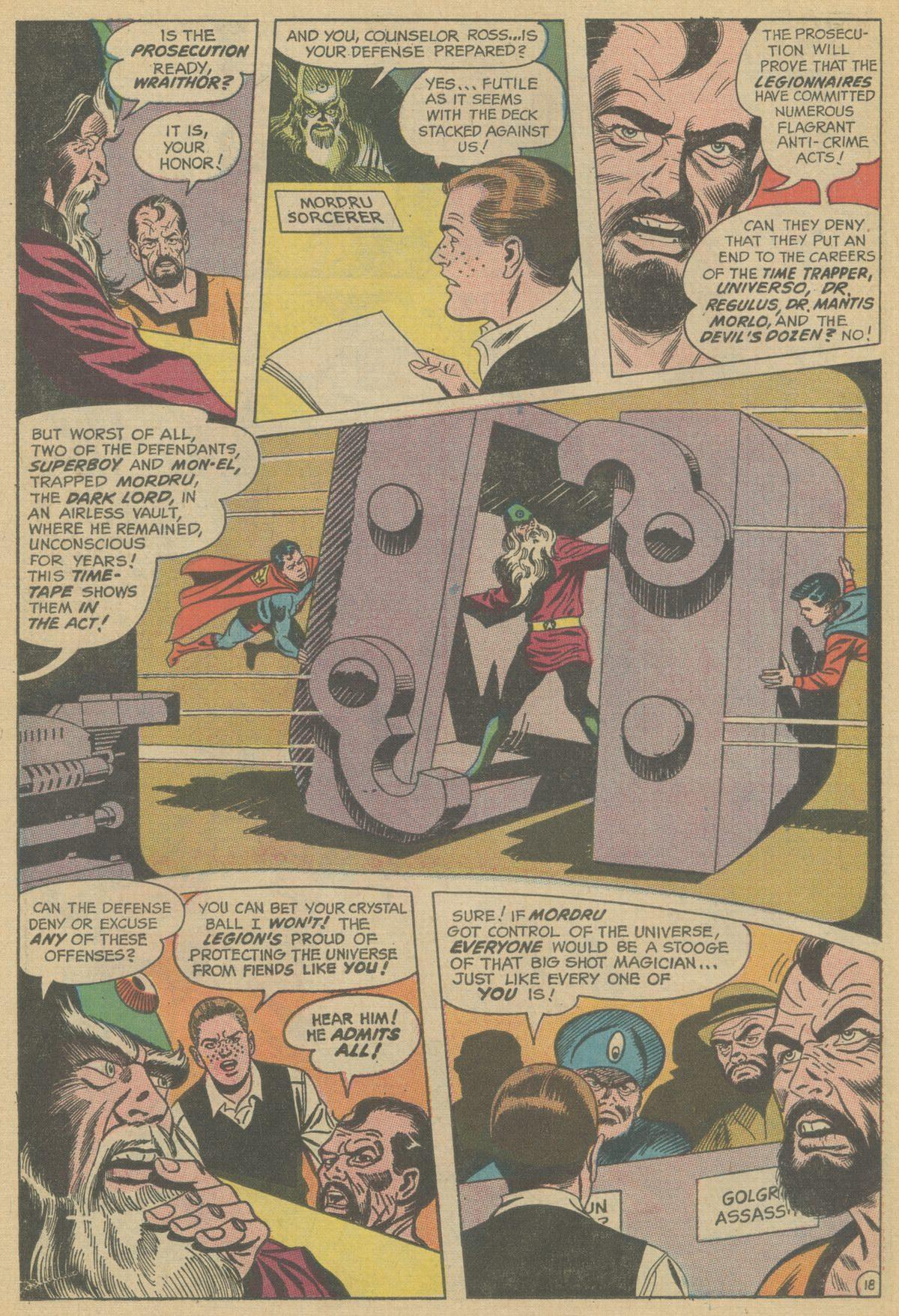Read online Adventure Comics (1938) comic -  Issue #370 - 22