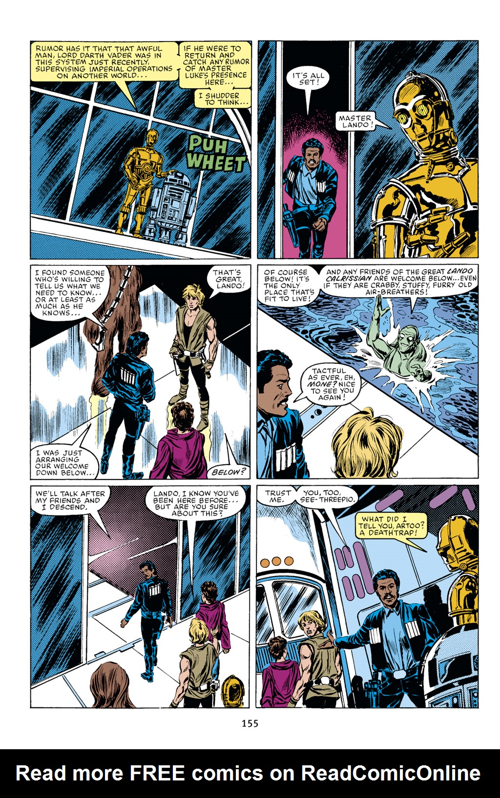 Read online Star Wars Omnibus comic -  Issue # Vol. 18 - 144