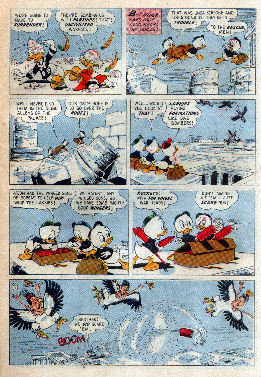 Read online Uncle Scrooge (1953) comic -  Issue #12 - 27
