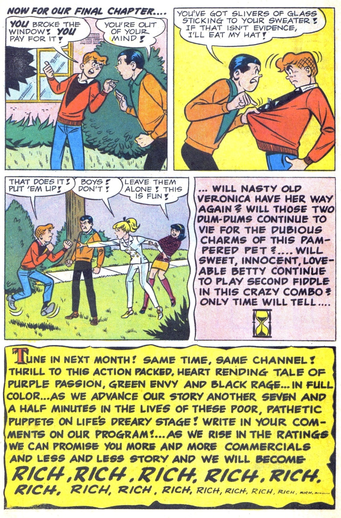 Read online Archie (1960) comic -  Issue #184 - 18