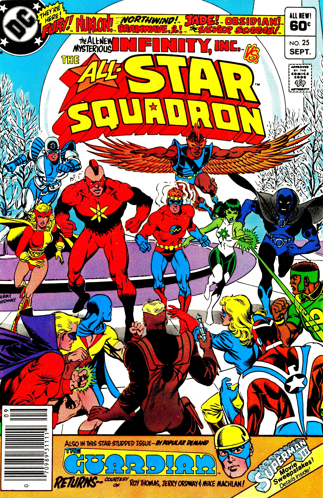All-Star Squadron 25 Page 1