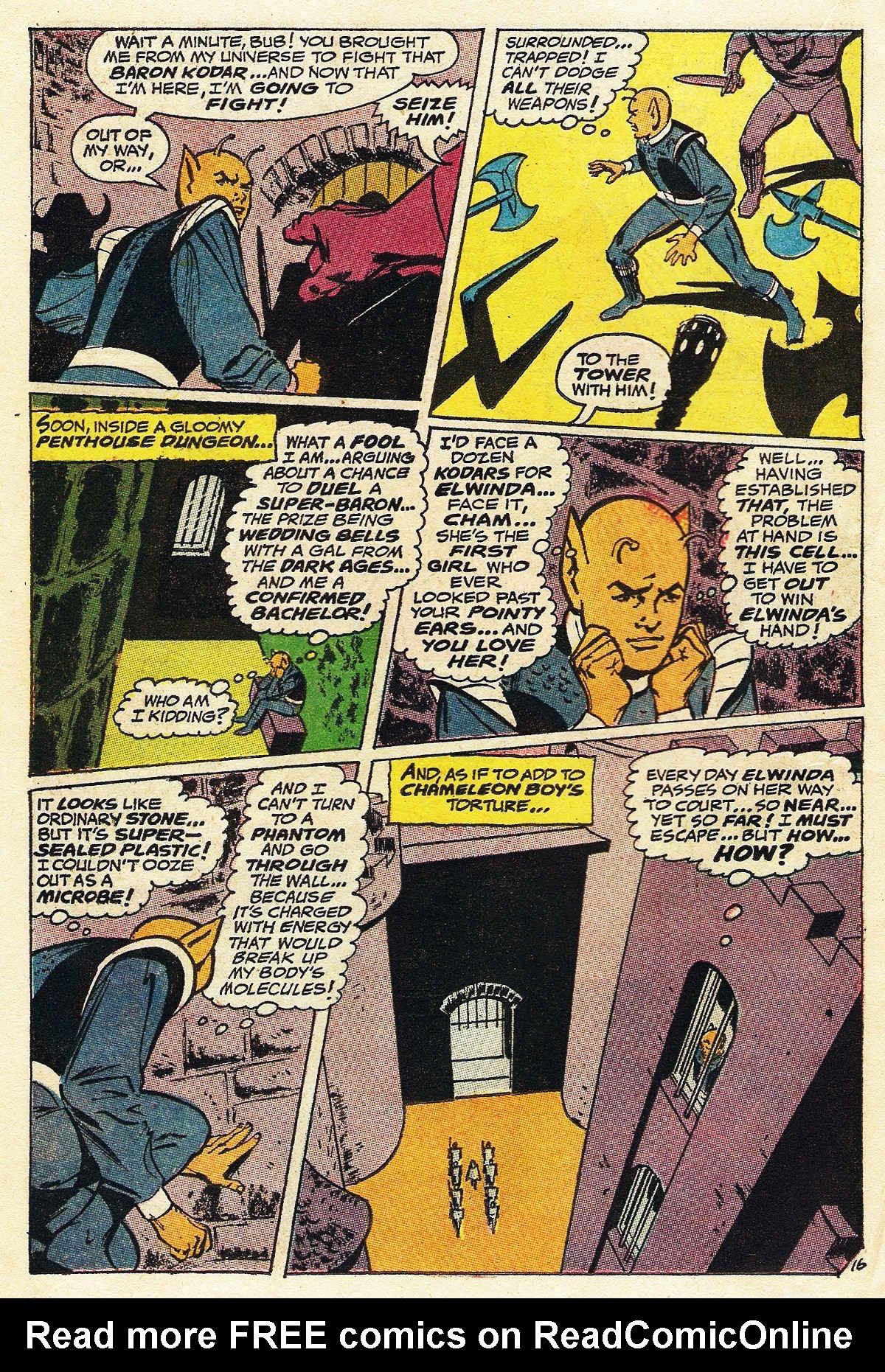 Read online Adventure Comics (1938) comic -  Issue #376 - 22