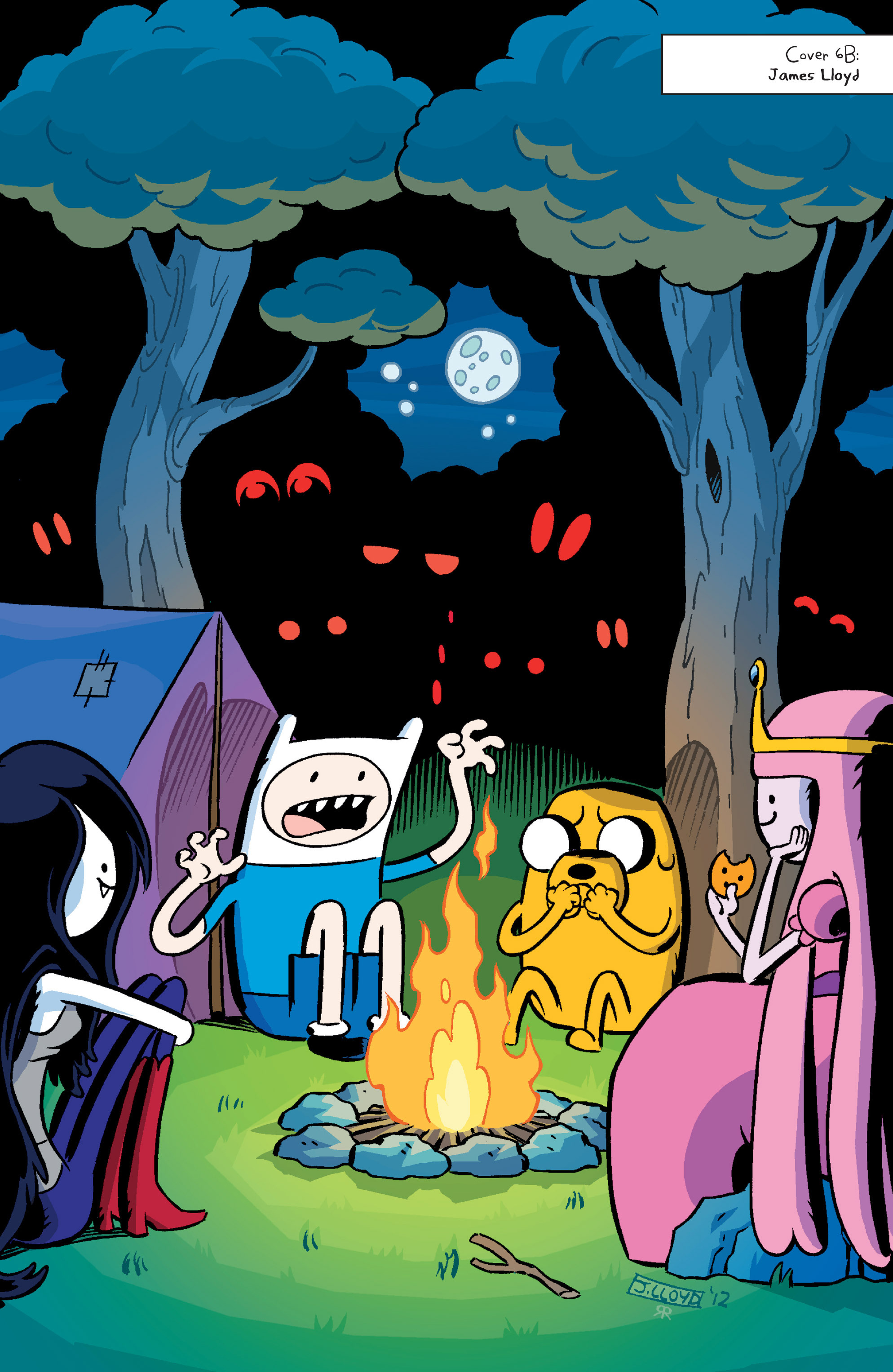 Read online Adventure Time comic -  Issue #Adventure Time _TPB 2 - 99