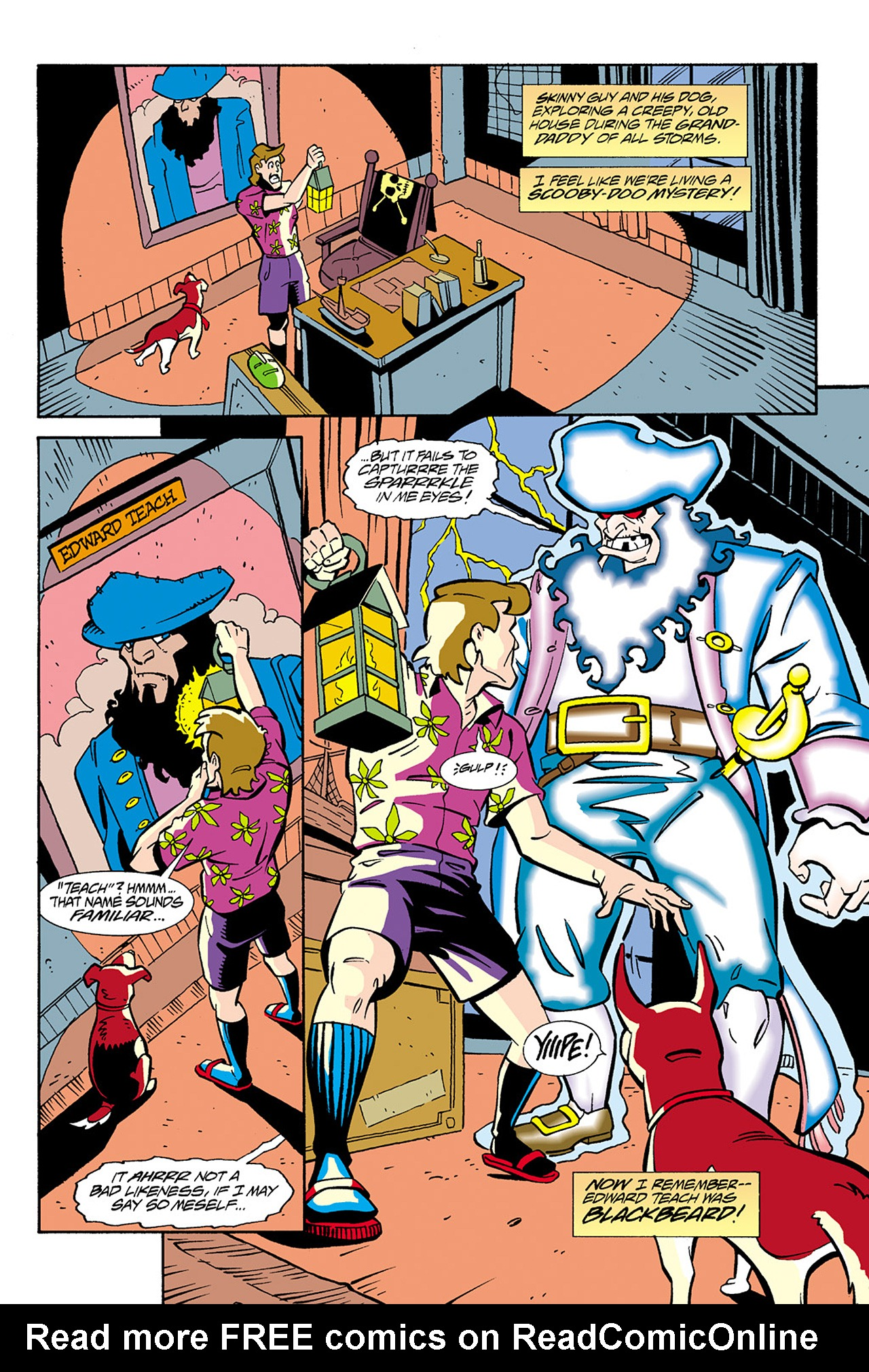 Read online Adventures Of The Mask Omnibus comic -  Issue #Adventures Of The Mask Omnibus Full - 171