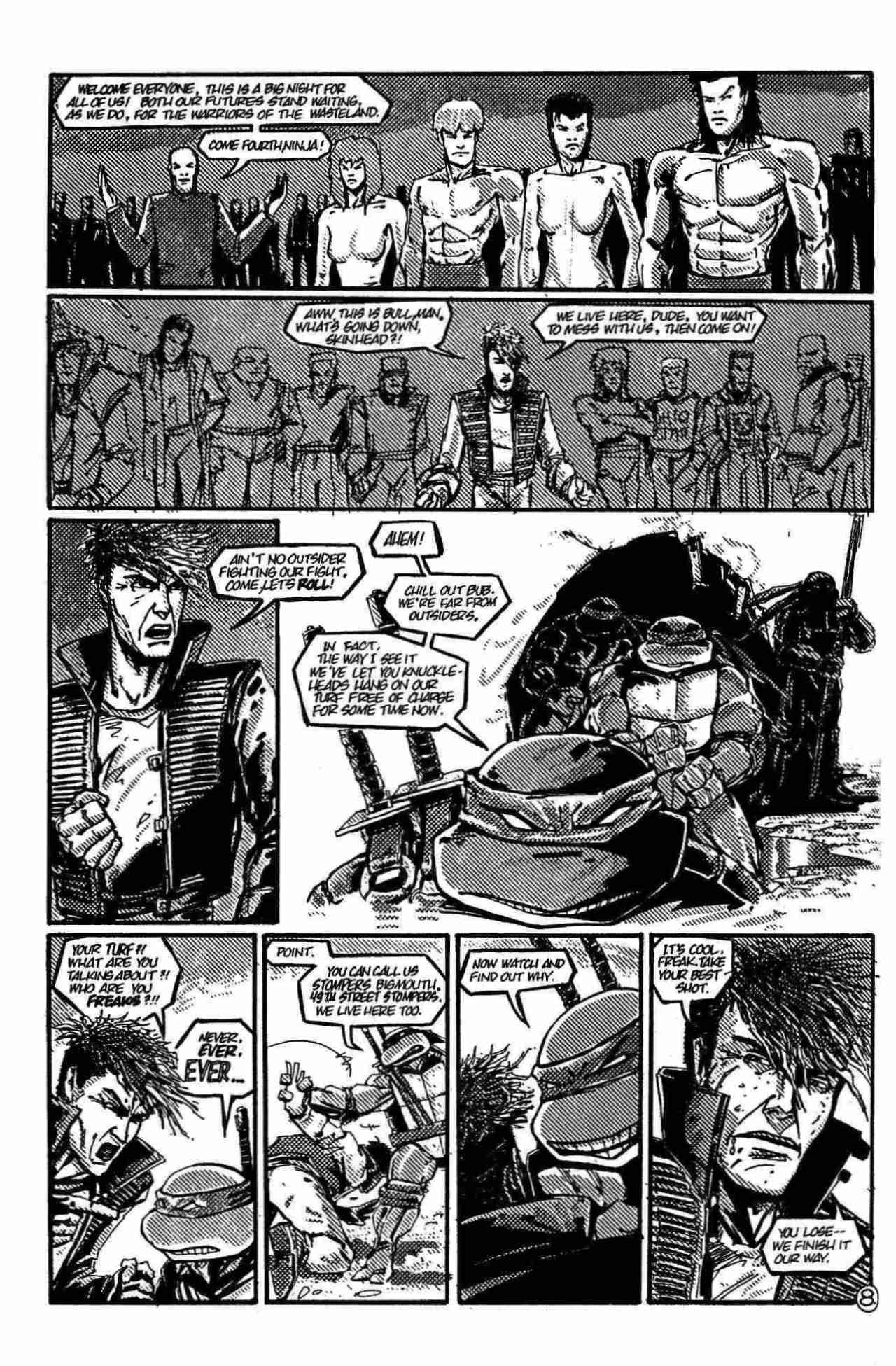 Read online Shell Shock comic -  Issue # Full - 74
