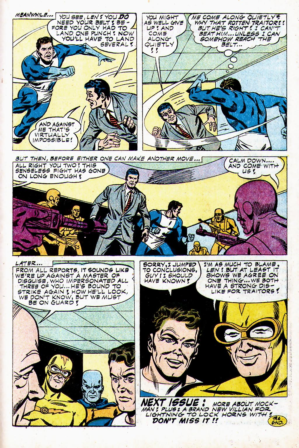T.H.U.N.D.E.R. Agents (1965) issue 13 - Page 32
