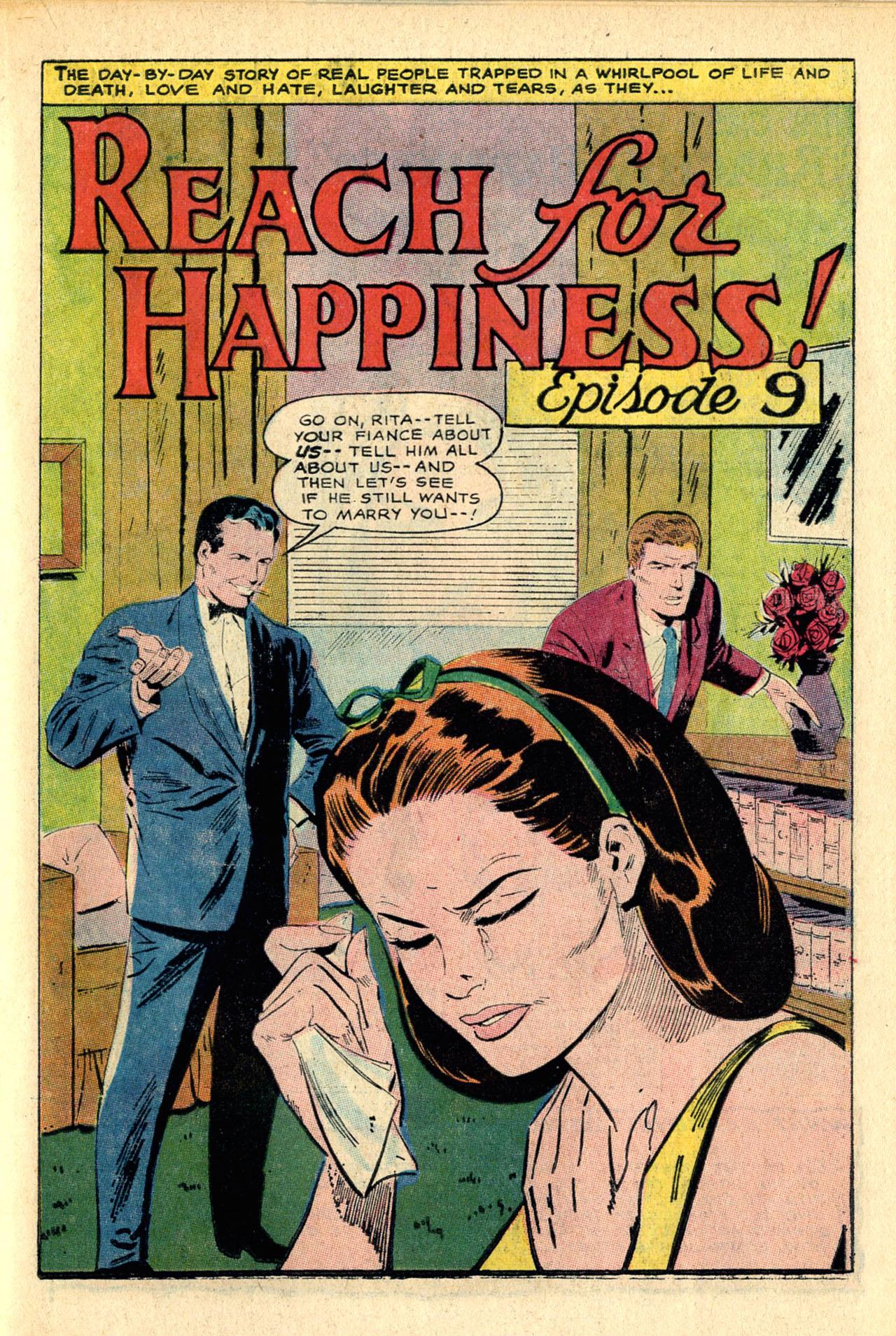 Read online Secret Hearts comic -  Issue #118 - 19