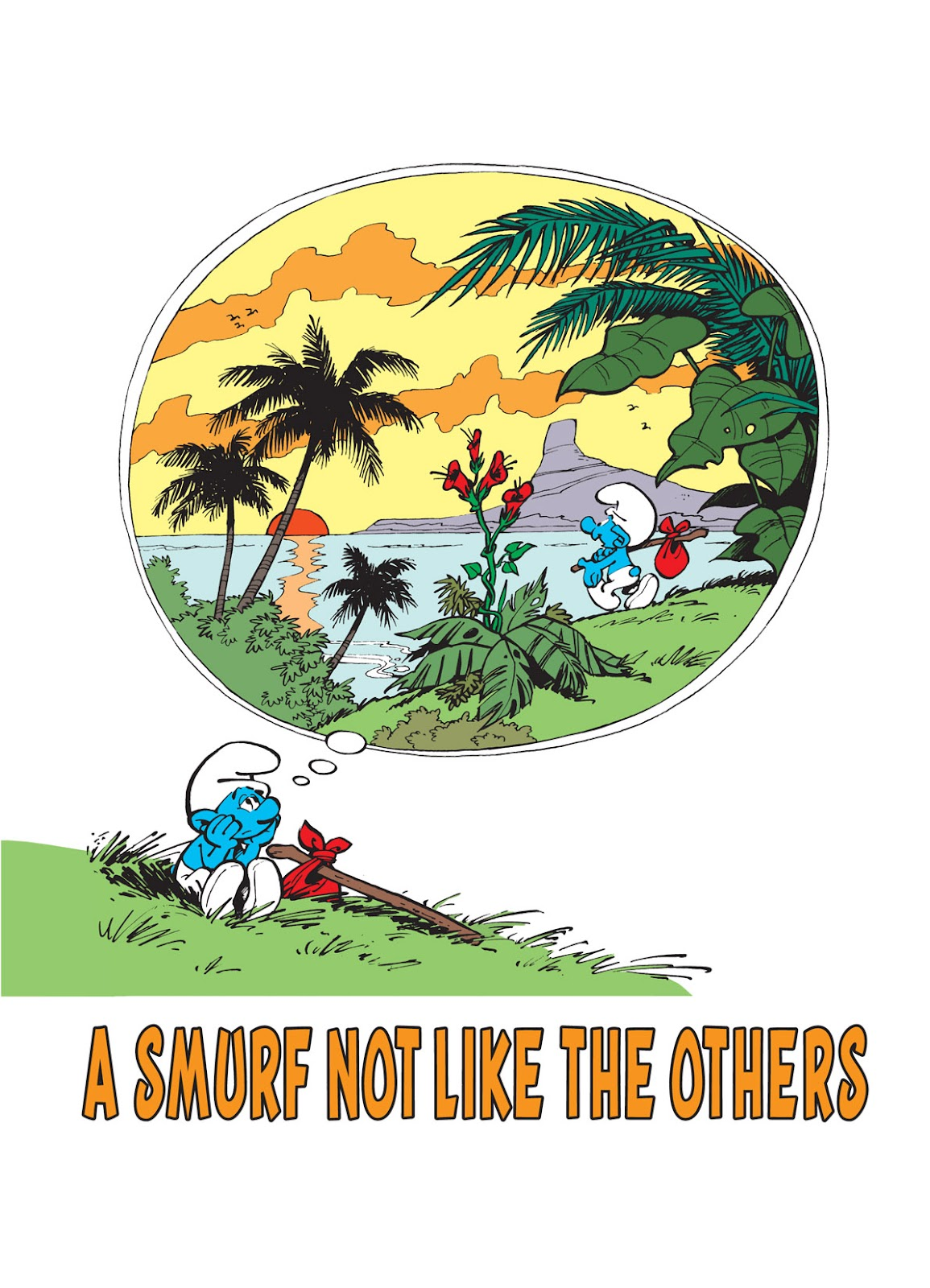 Read online The Smurfs comic -  Issue #9 - 25