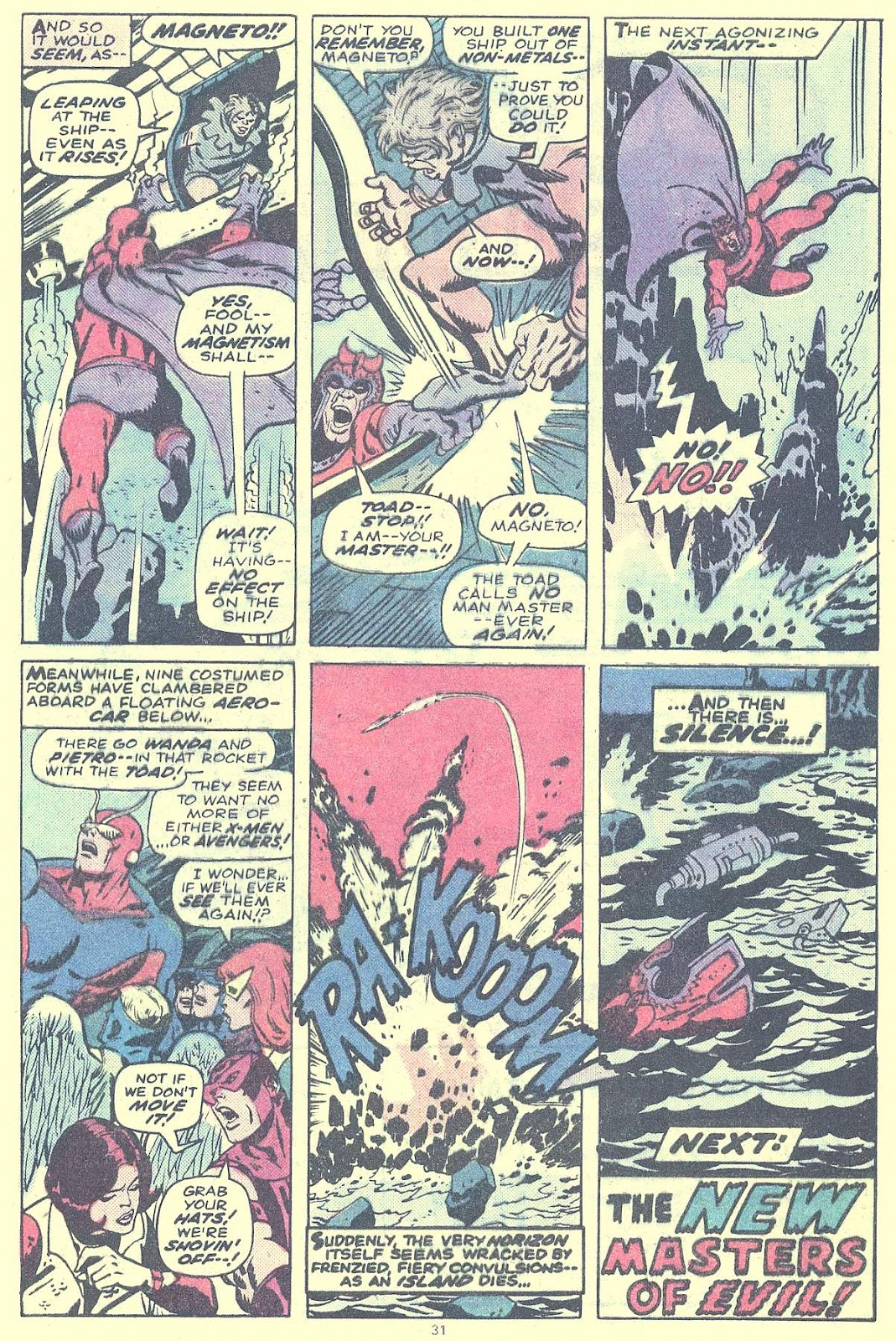 Marvel Triple Action (1972) issue 46 - Page 33