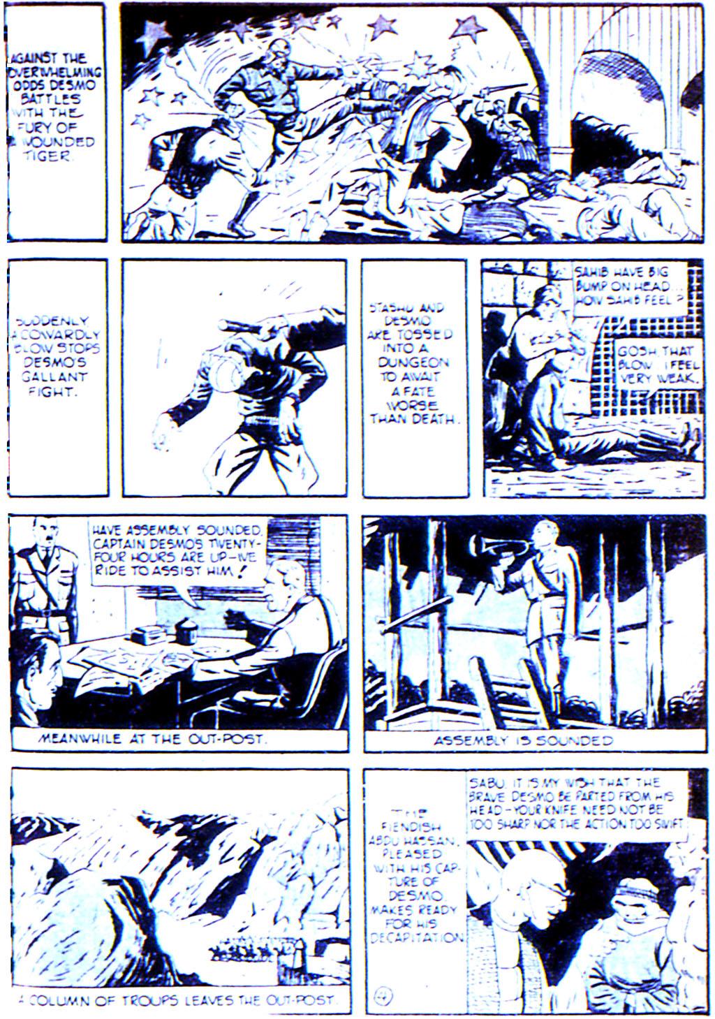 Read online Adventure Comics (1938) comic -  Issue #42 - 39
