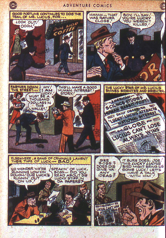 Read online Adventure Comics (1938) comic -  Issue #125 - 17