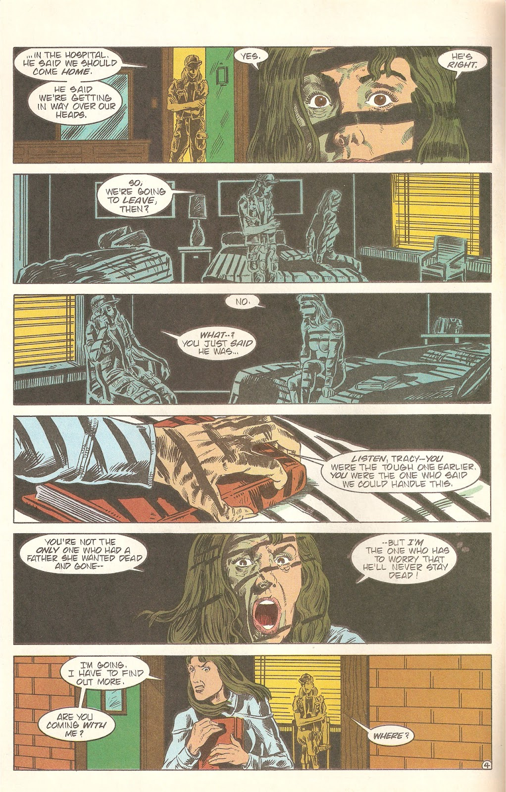 Read online A Nightmare on Elm Street: The Beginning comic -  Issue #2 - 6