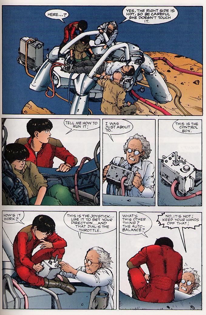 Read online Akira comic -  Issue #26 - 40