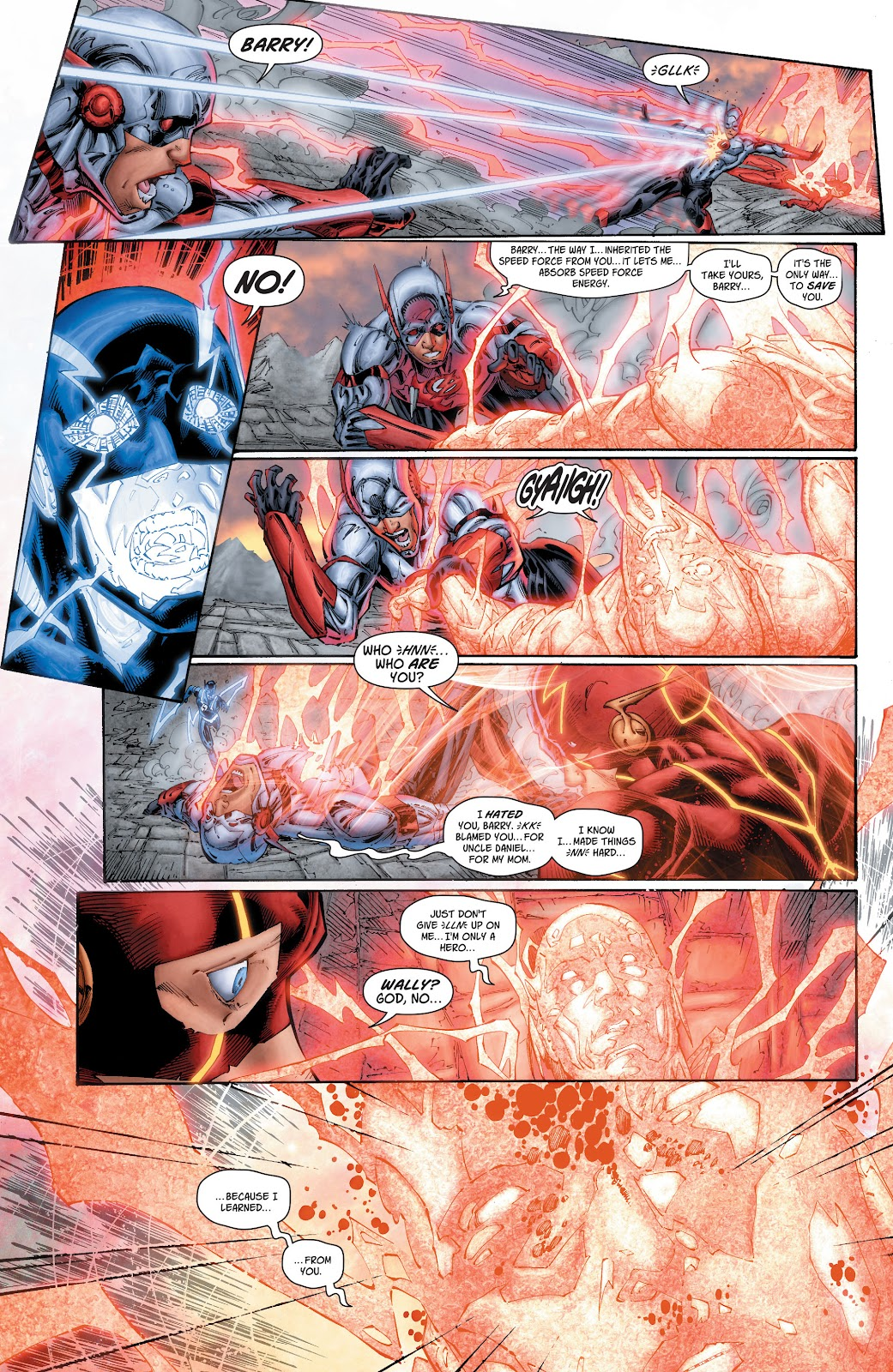 Read online The Flash (2011) comic -  Issue # _TPB 6 (Part 2) - 74